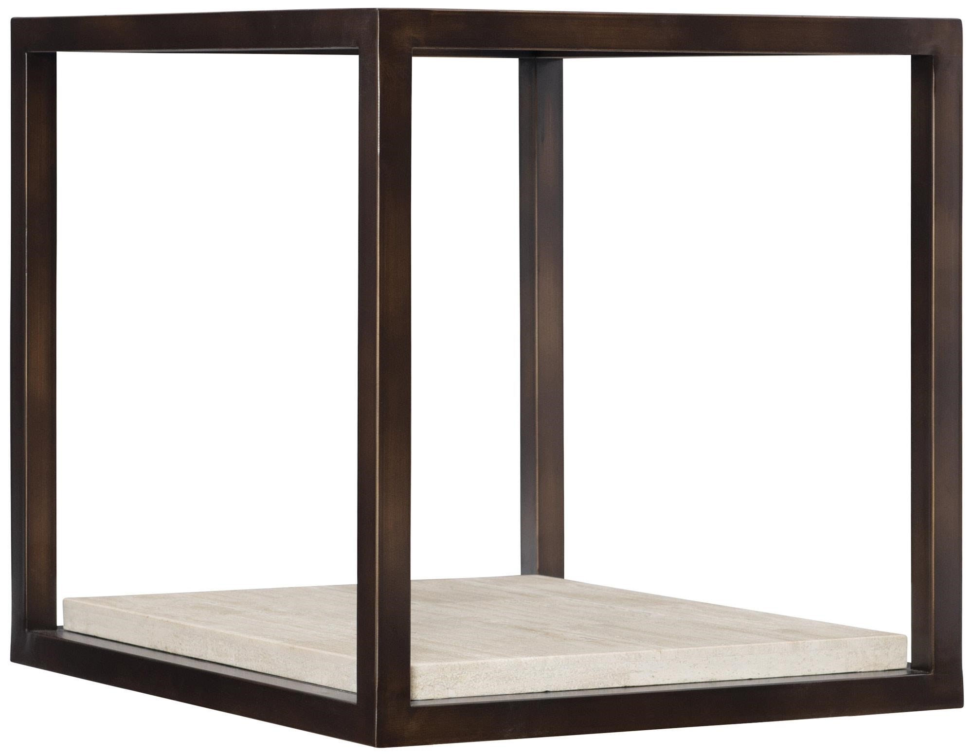 Kinsley End Table by Bernhardt at Darvin Furniture