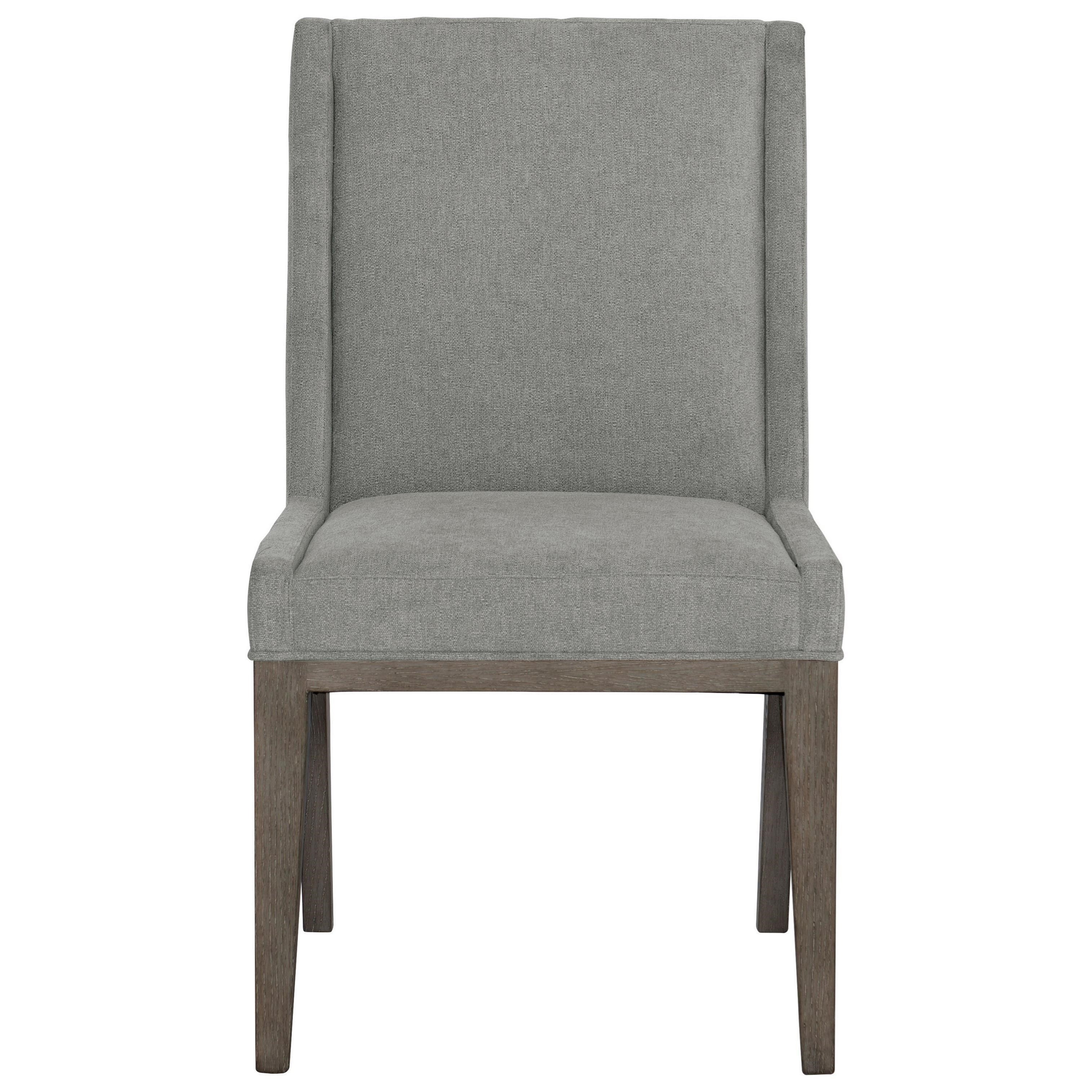 Linea Customizable Upholstered Side Chair at Williams & Kay