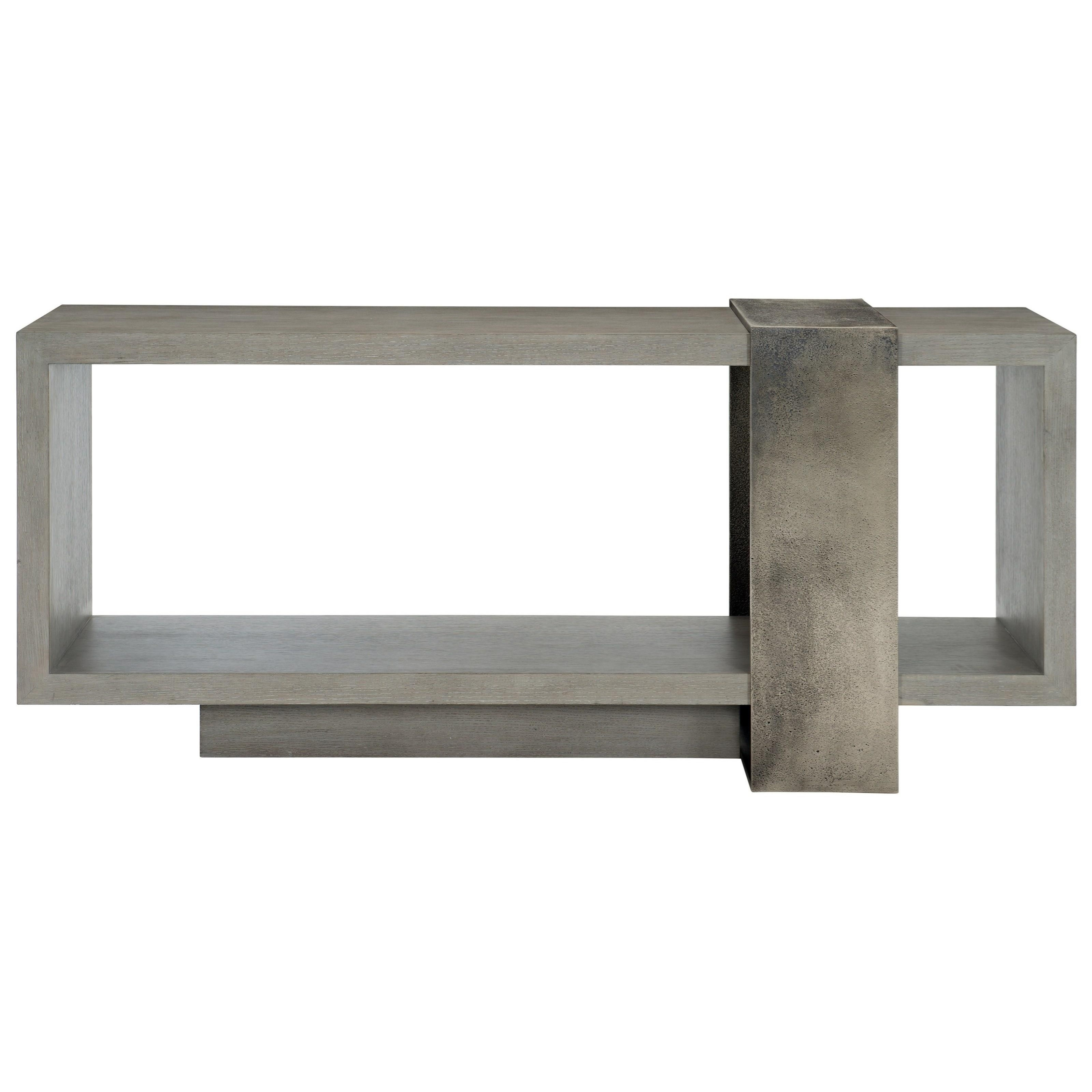 Linea Console Table by Bernhardt at Fisher Home Furnishings