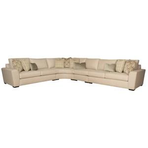 Sectional Sofa (Seats 6)