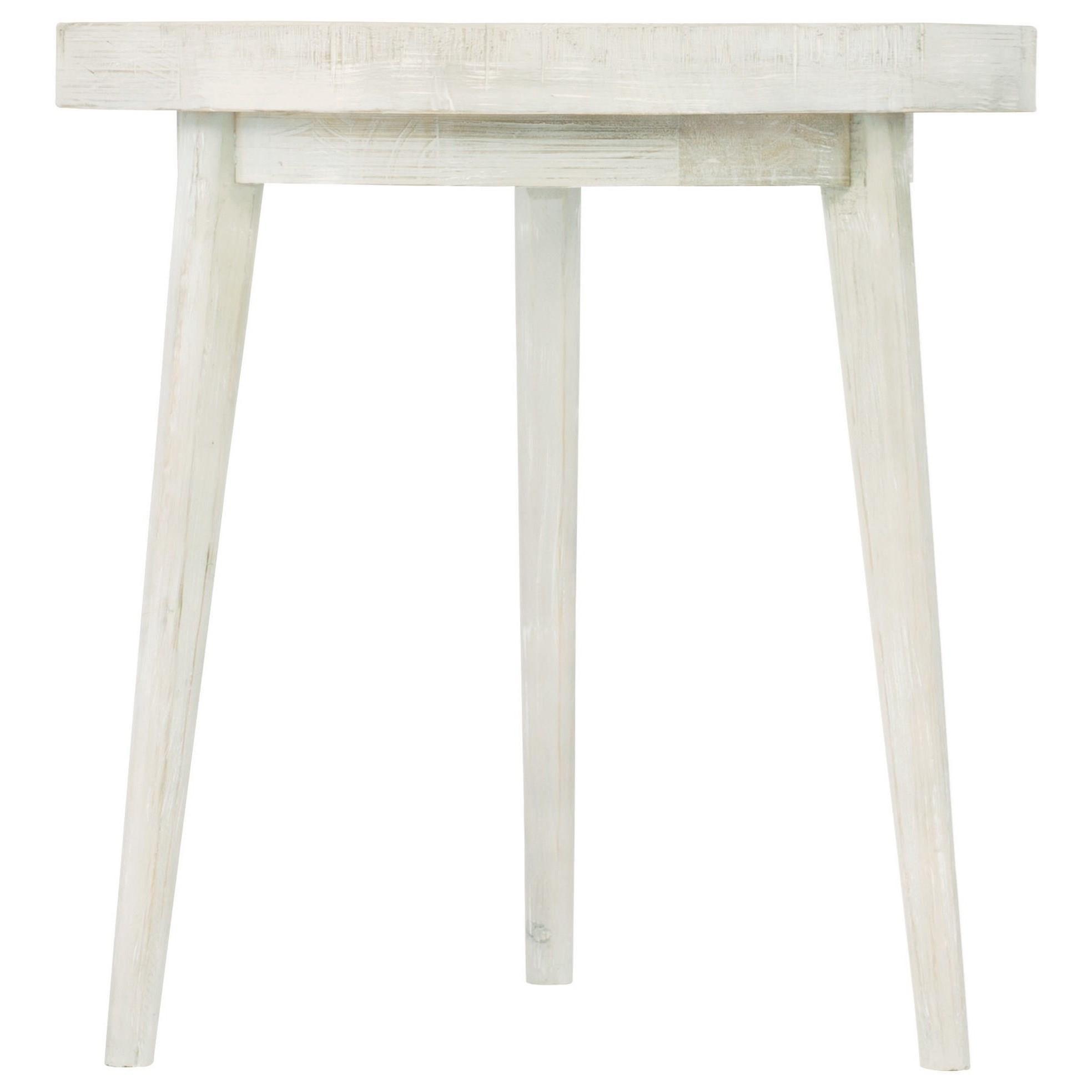 Loft - Highland Park Booker Round End Table by Bernhardt at Baer's Furniture
