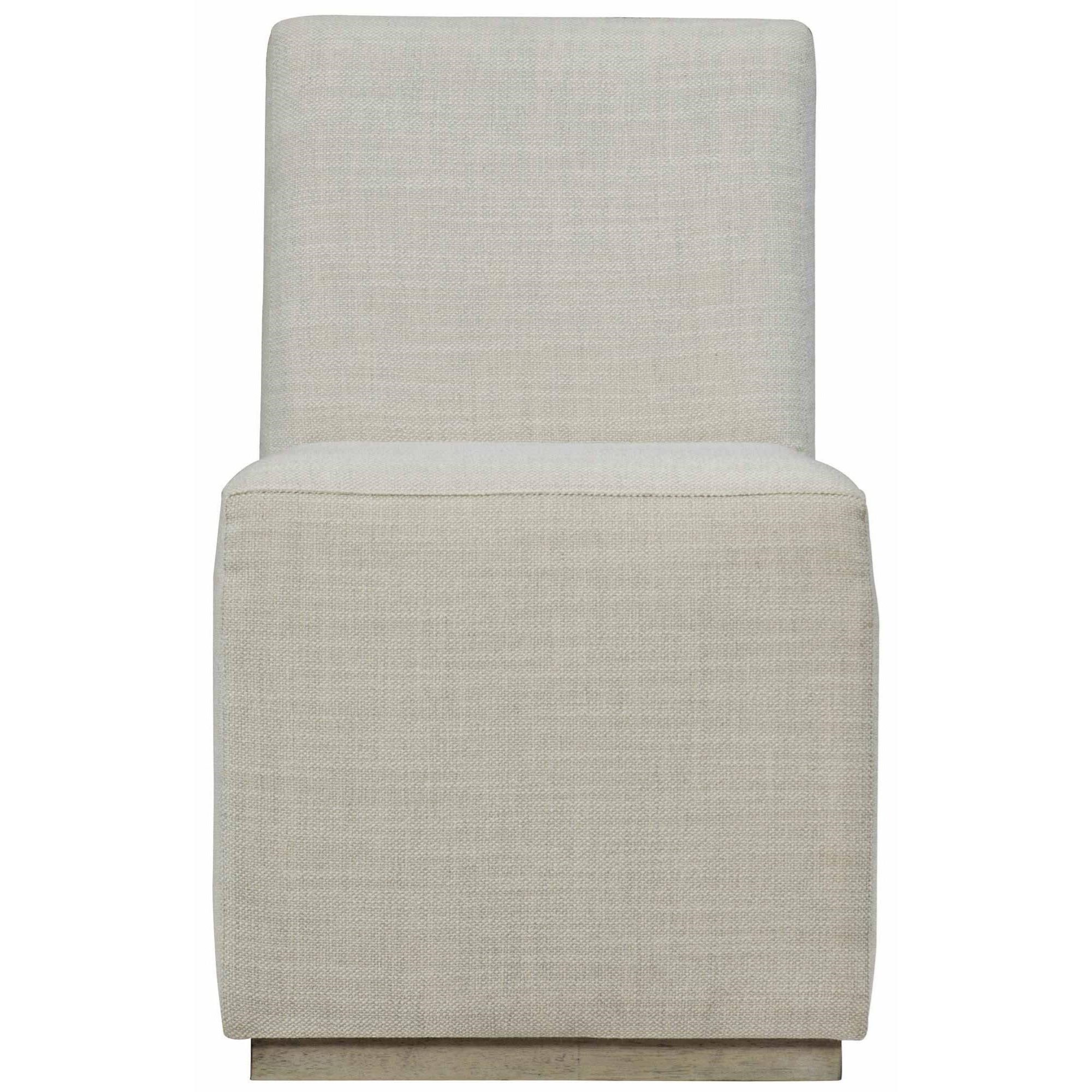 Loft - Highland Park Casey Customizable Uph Dining Side Chair by Bernhardt at Baer's Furniture