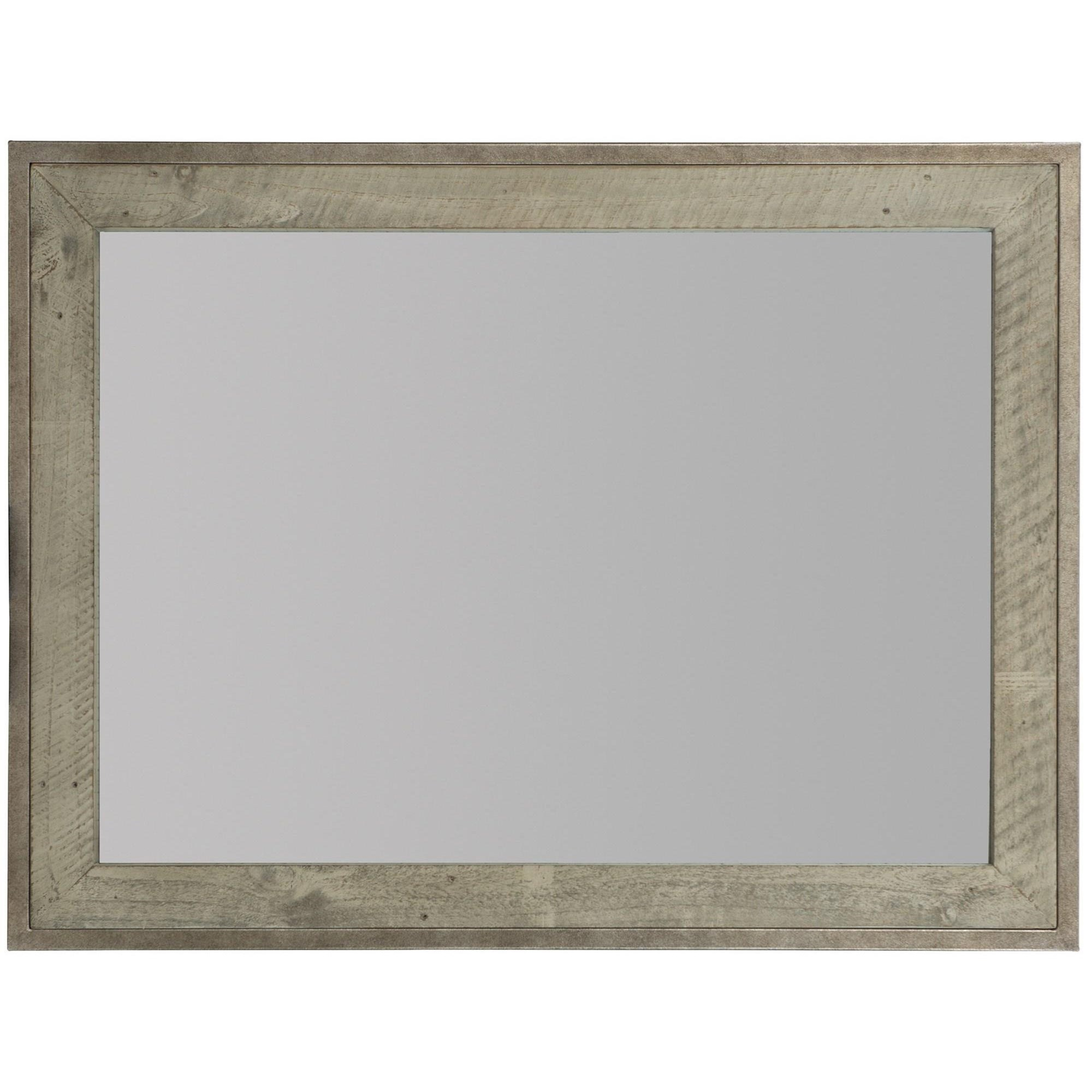 Loft - Highland Park Denys Accent Mirror by Bernhardt at Fisher Home Furnishings