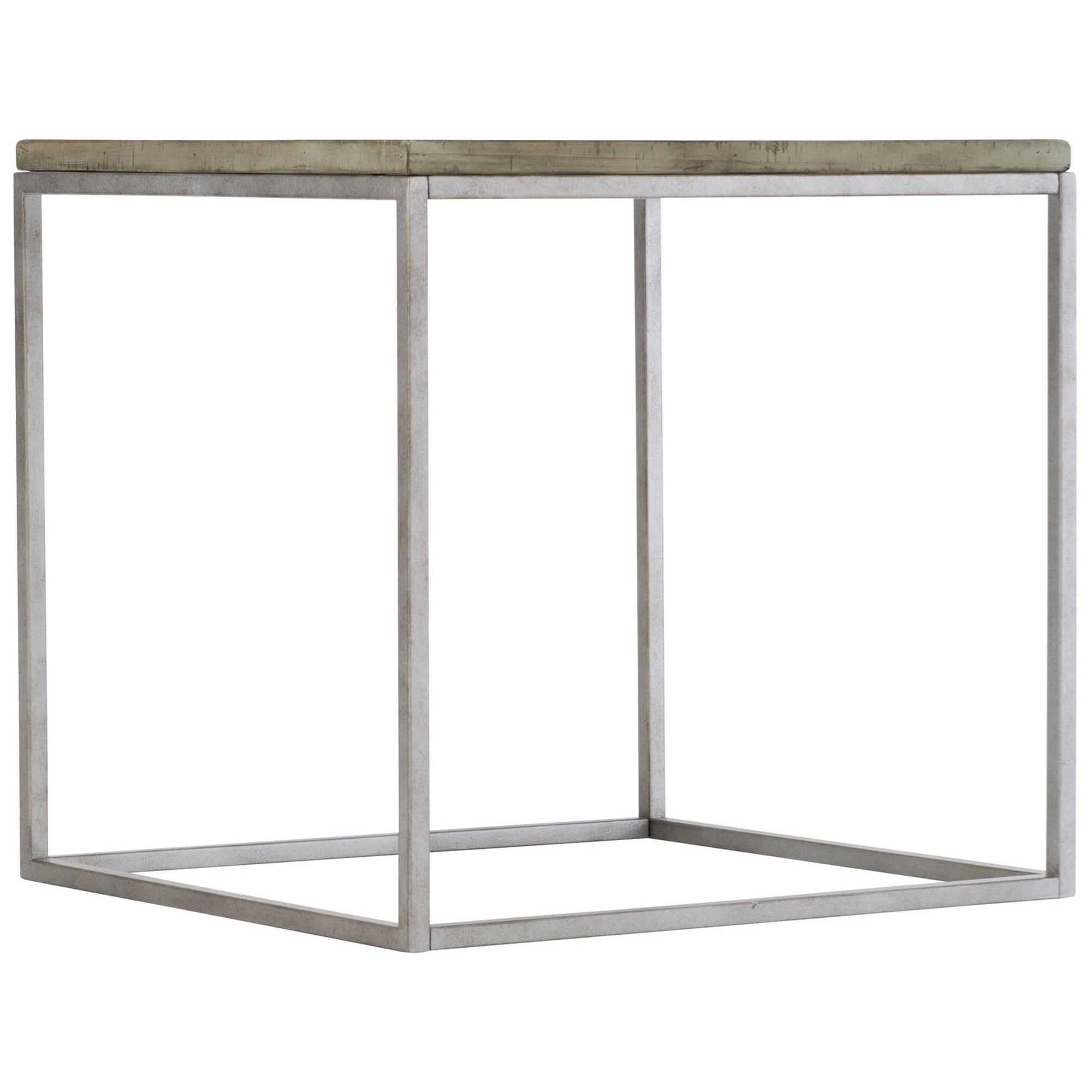 Loft - Highland Park Gresham End Table by Bernhardt at Baer's Furniture