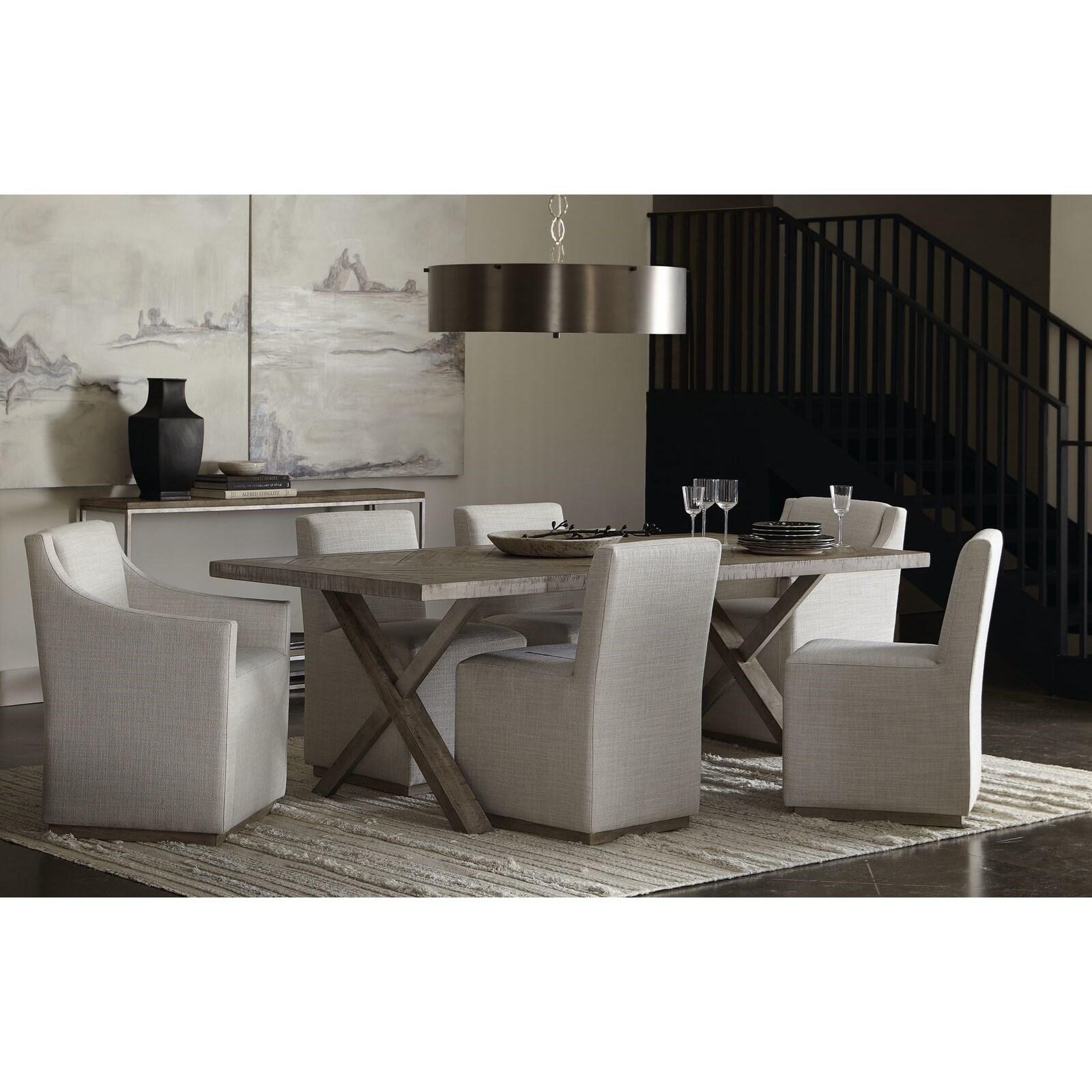 Loft - Highland Park Dining Room Group by Bernhardt at Baer's Furniture