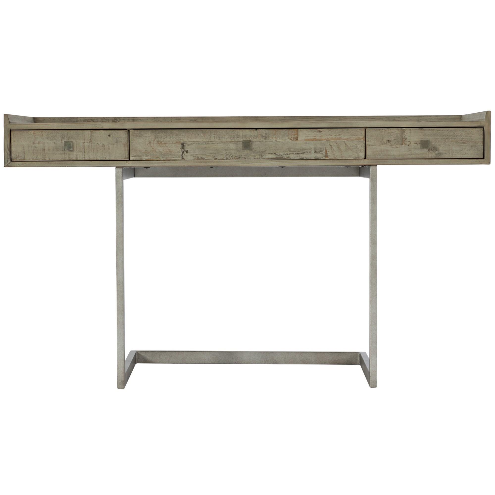 Loft - Highland Park Karter Desk by Bernhardt at Baer's Furniture