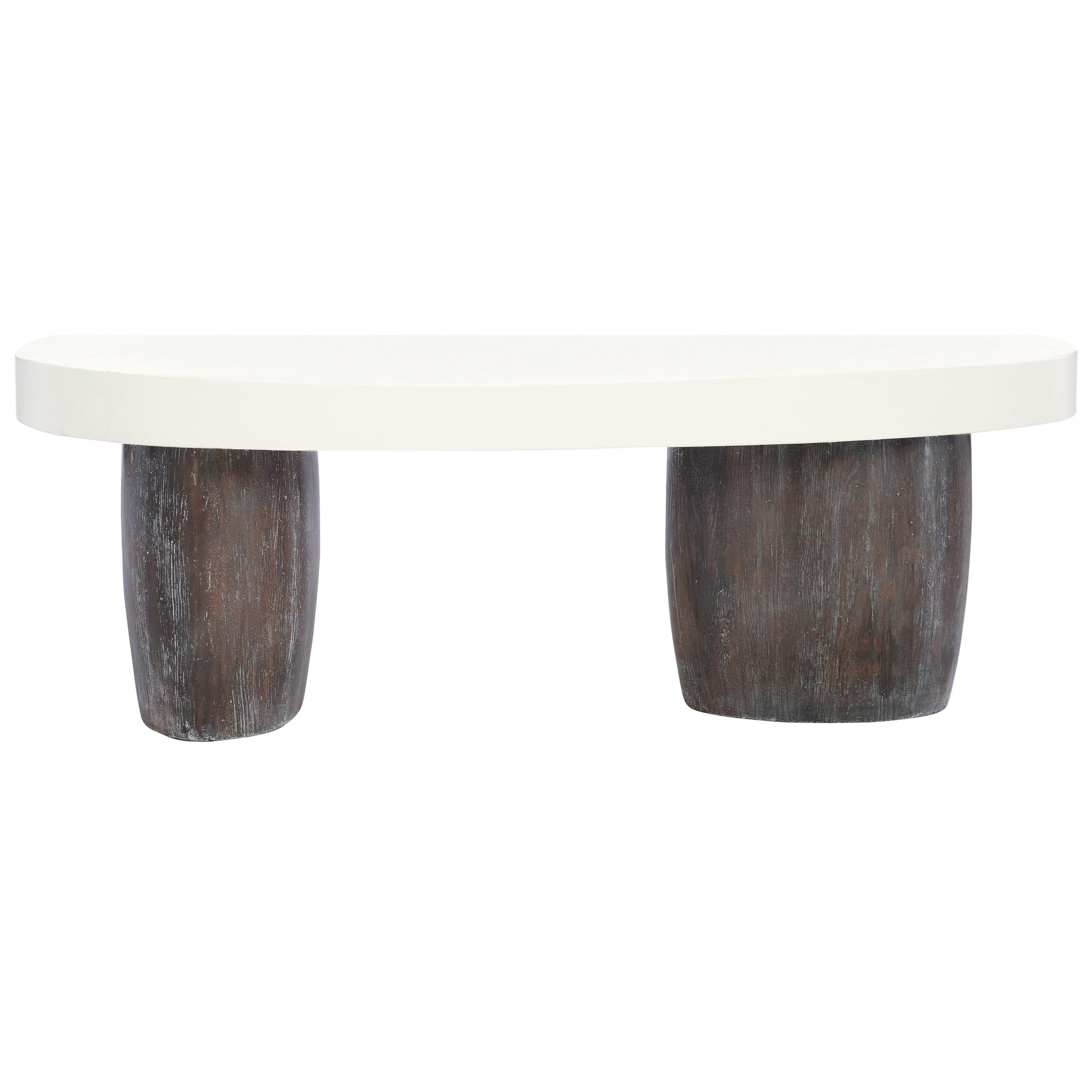 Loft - Logan Square Arlo Cocktail Table by Bernhardt at Baer's Furniture