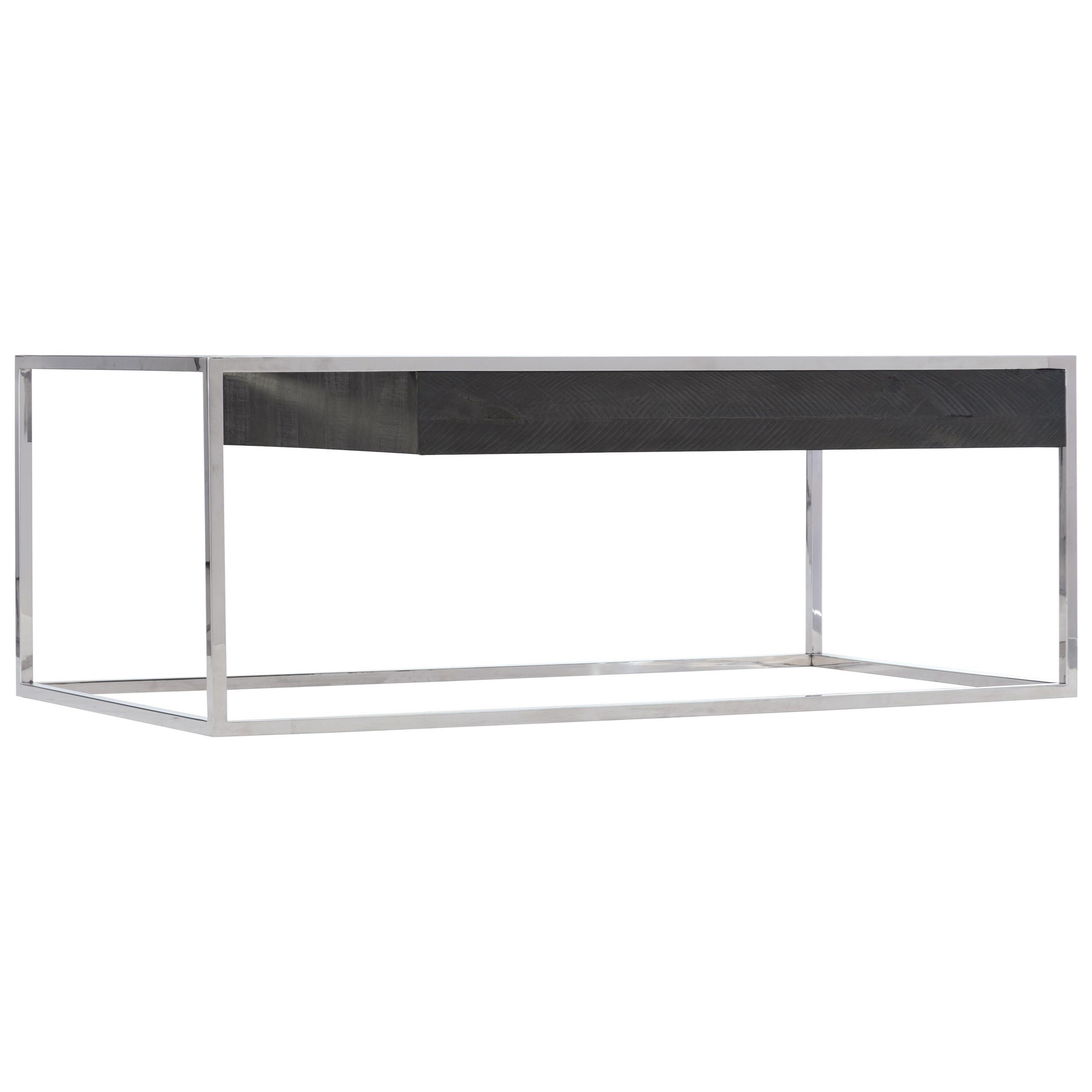 Loft - Logan Square Beacon Cocktail Table by Bernhardt at Baer's Furniture