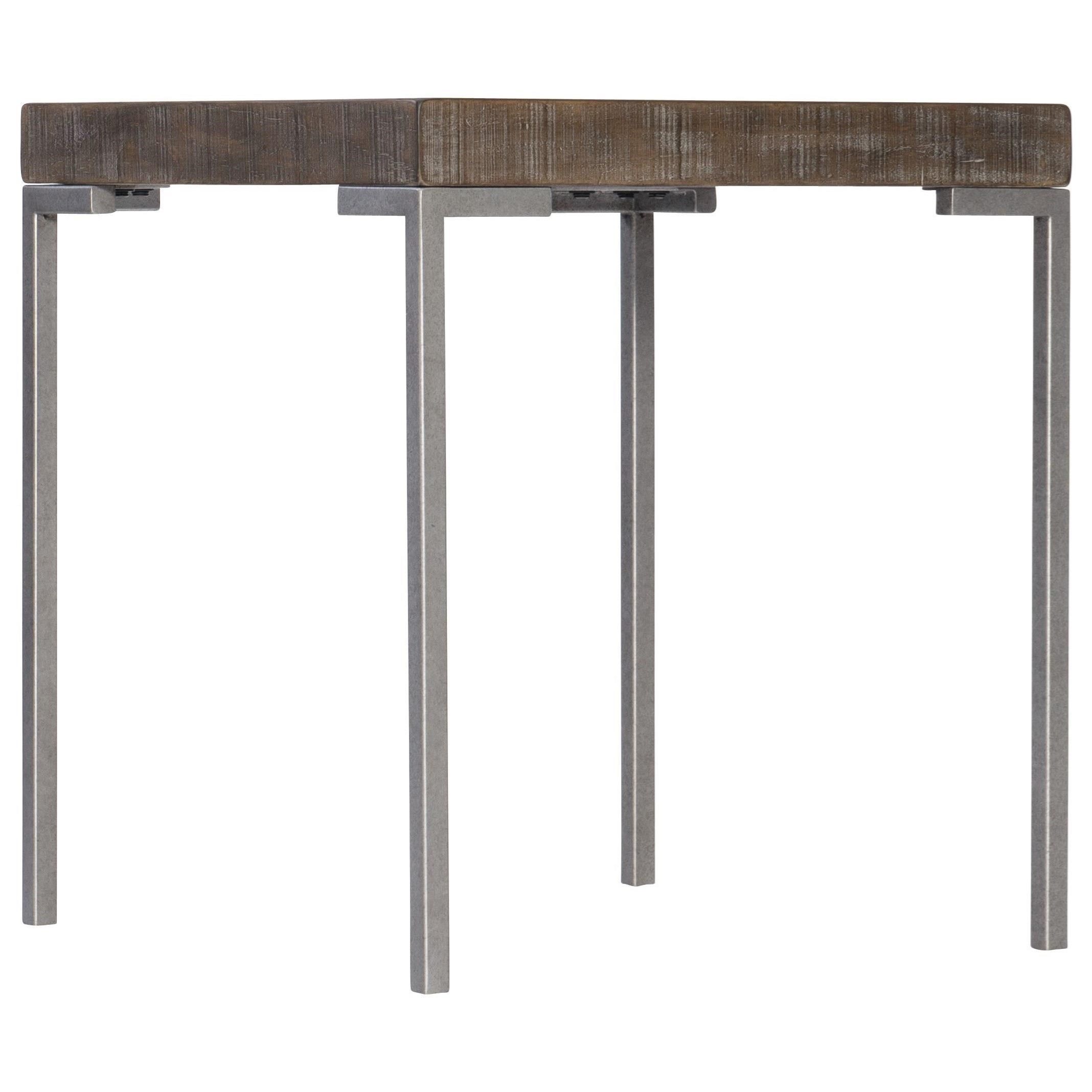 Loft - Logan Square Draper End Table at Williams & Kay