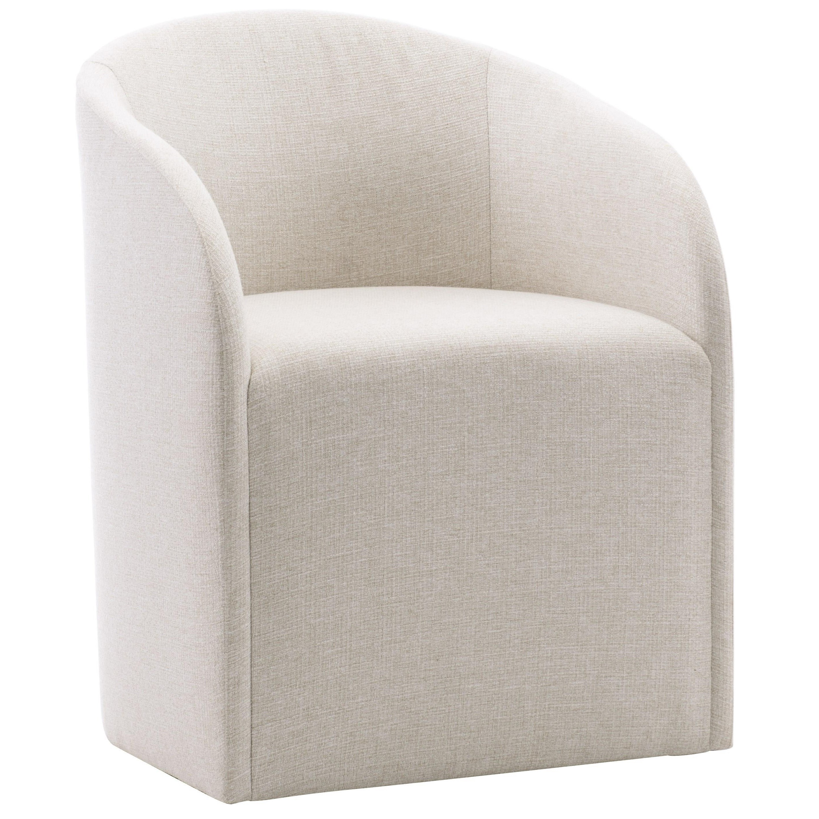 Loft - Logan Square Finch Dining Chair by Bernhardt at Baer's Furniture
