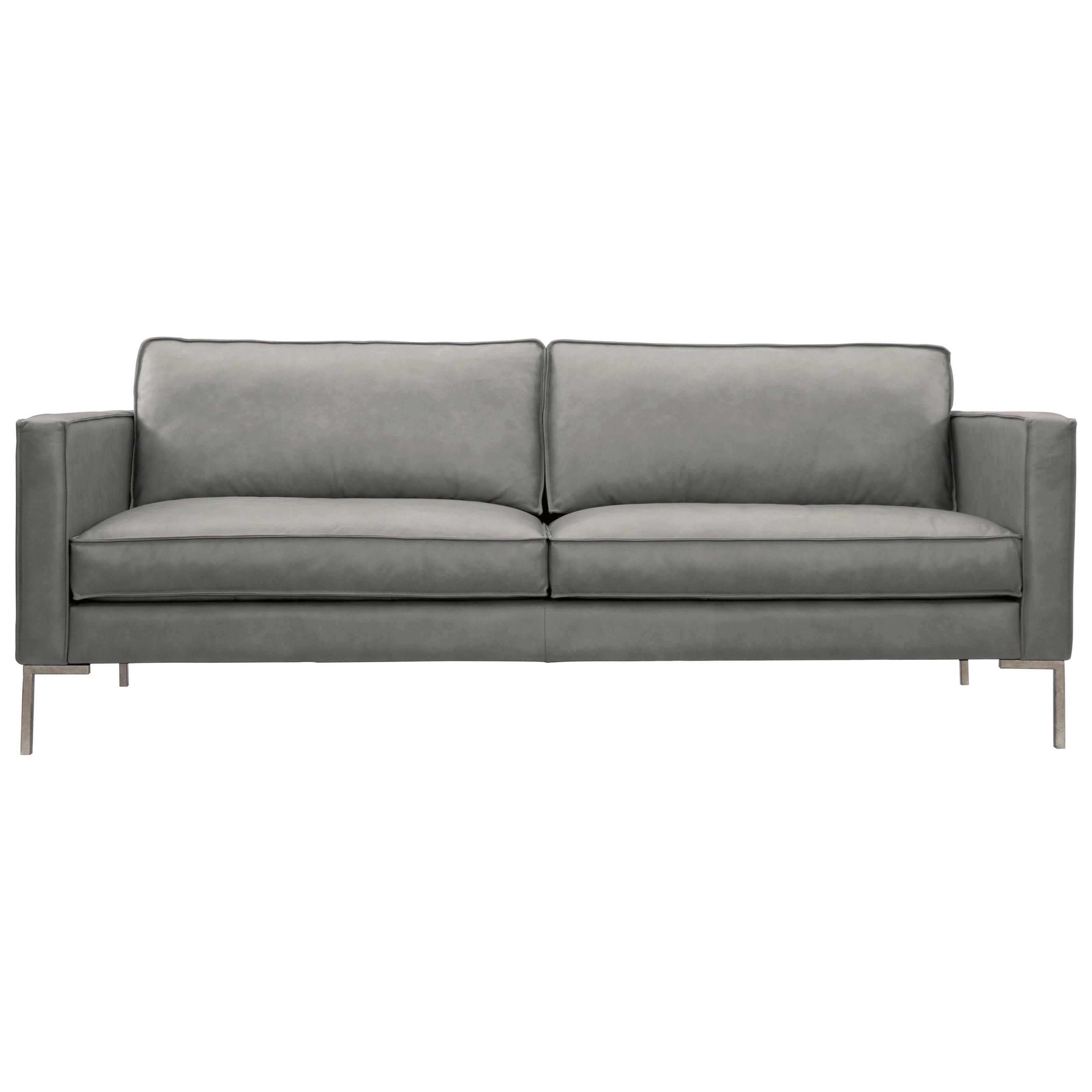 Loft - Logan Square Concord Sofa by Bernhardt at Baer's Furniture