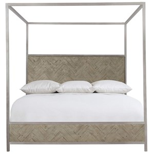 Milo Queen Canopy Bed