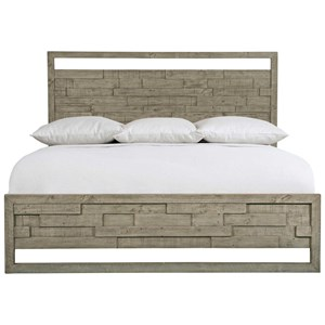 Shaw Queen Panel Bed