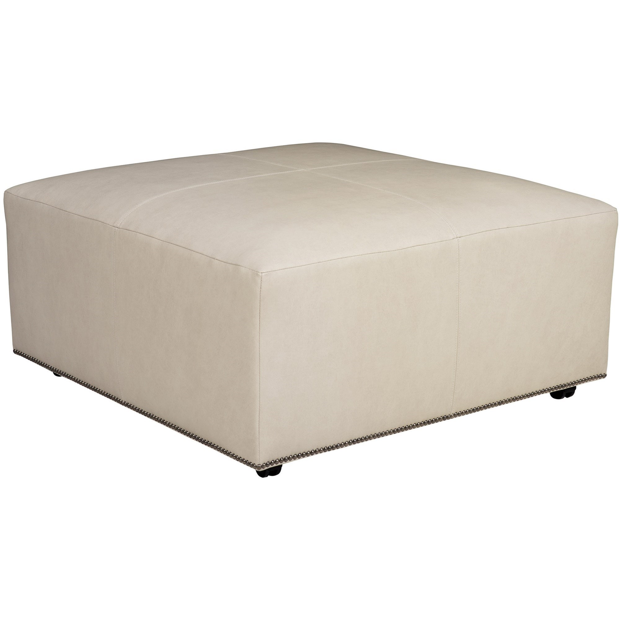 "Lolo Square 40"" Ottoman at Williams & Kay"