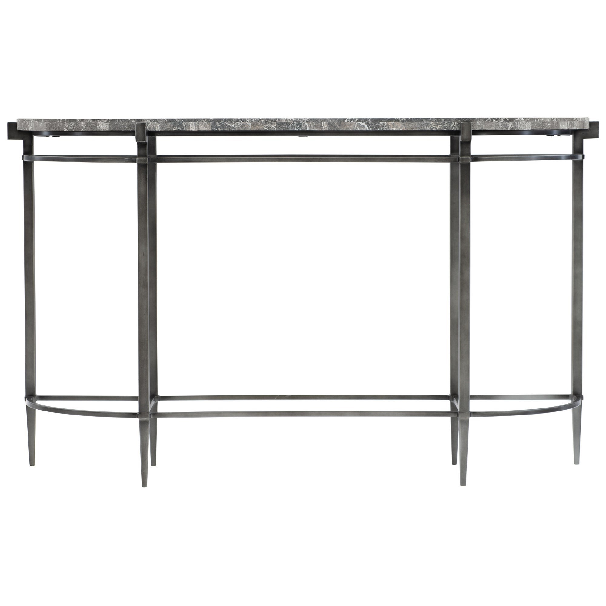 Mariposa Console Table by Bernhardt at Darvin Furniture