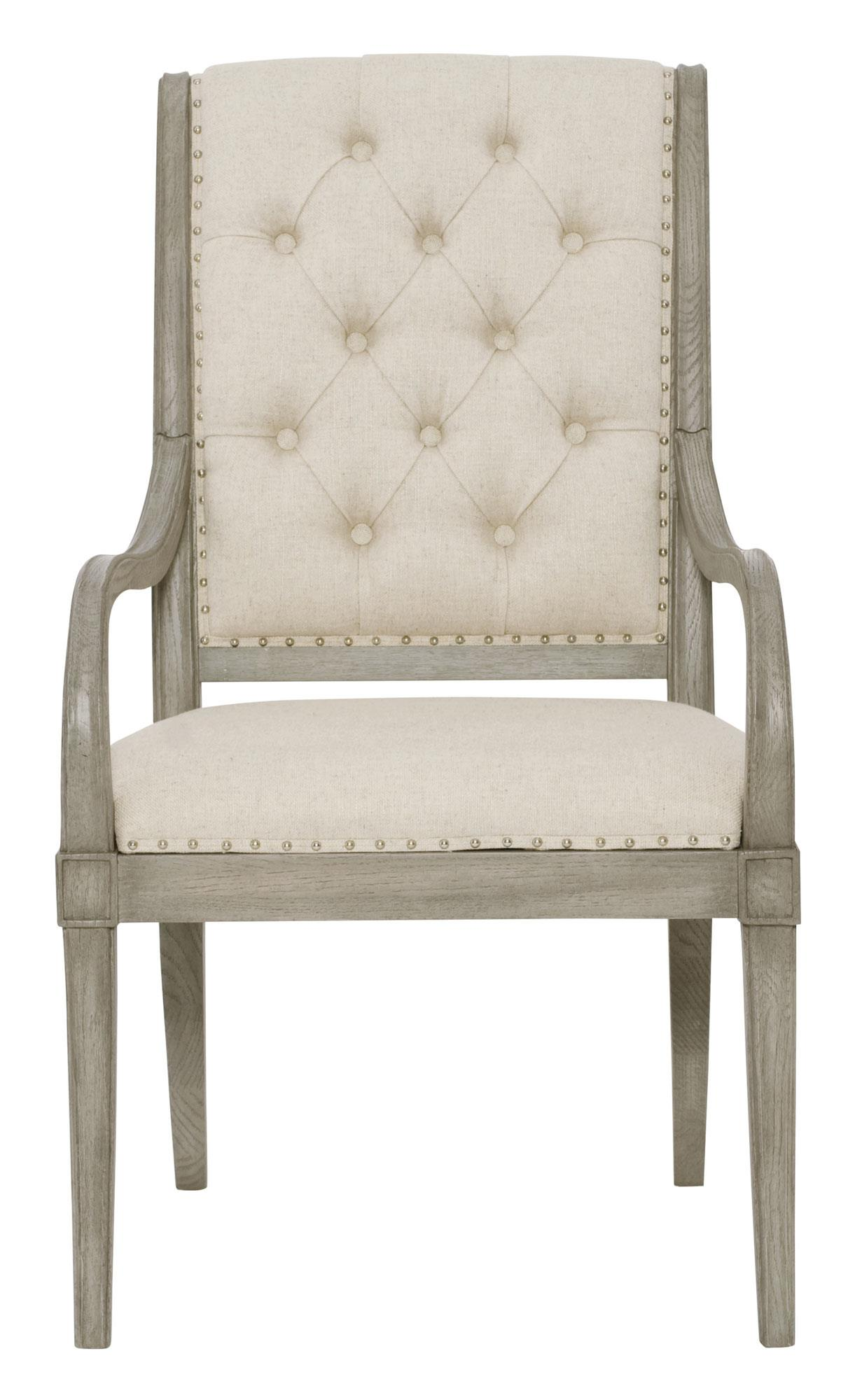 Marquesa Arm Chair by Bernhardt at Stuckey Furniture