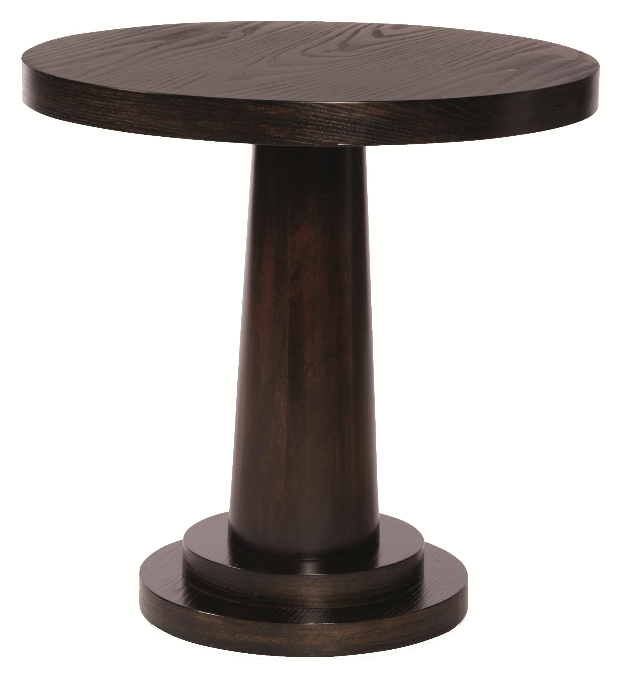 Mercer  Round End Table at Williams & Kay