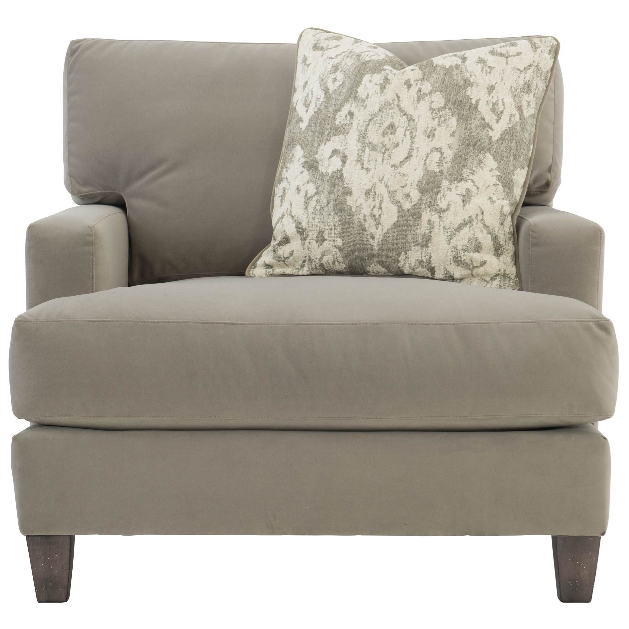 Mila Chair by Bernhardt at Fisher Home Furnishings