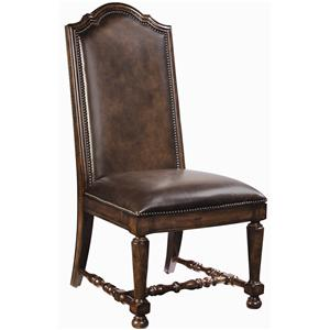 Bernhardt Normandie Manor Upholstered Side Chair