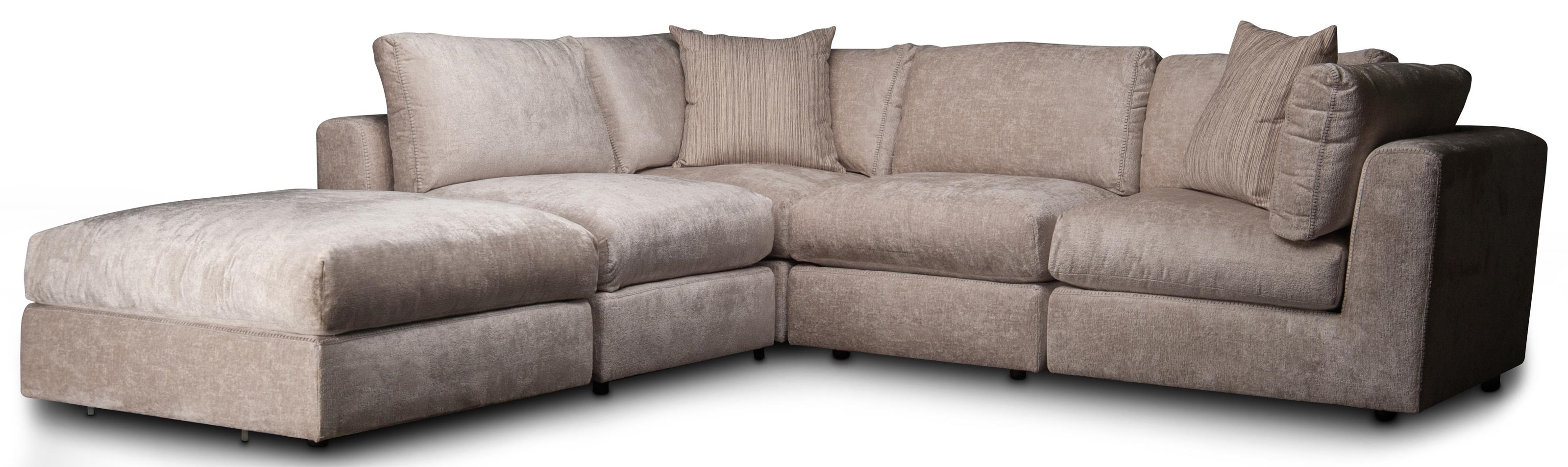 Oasis Oasis Sectional Sofa by Bernhardt at Morris Home