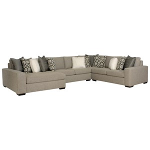 Sectional Sofa with Left-Facing Chise