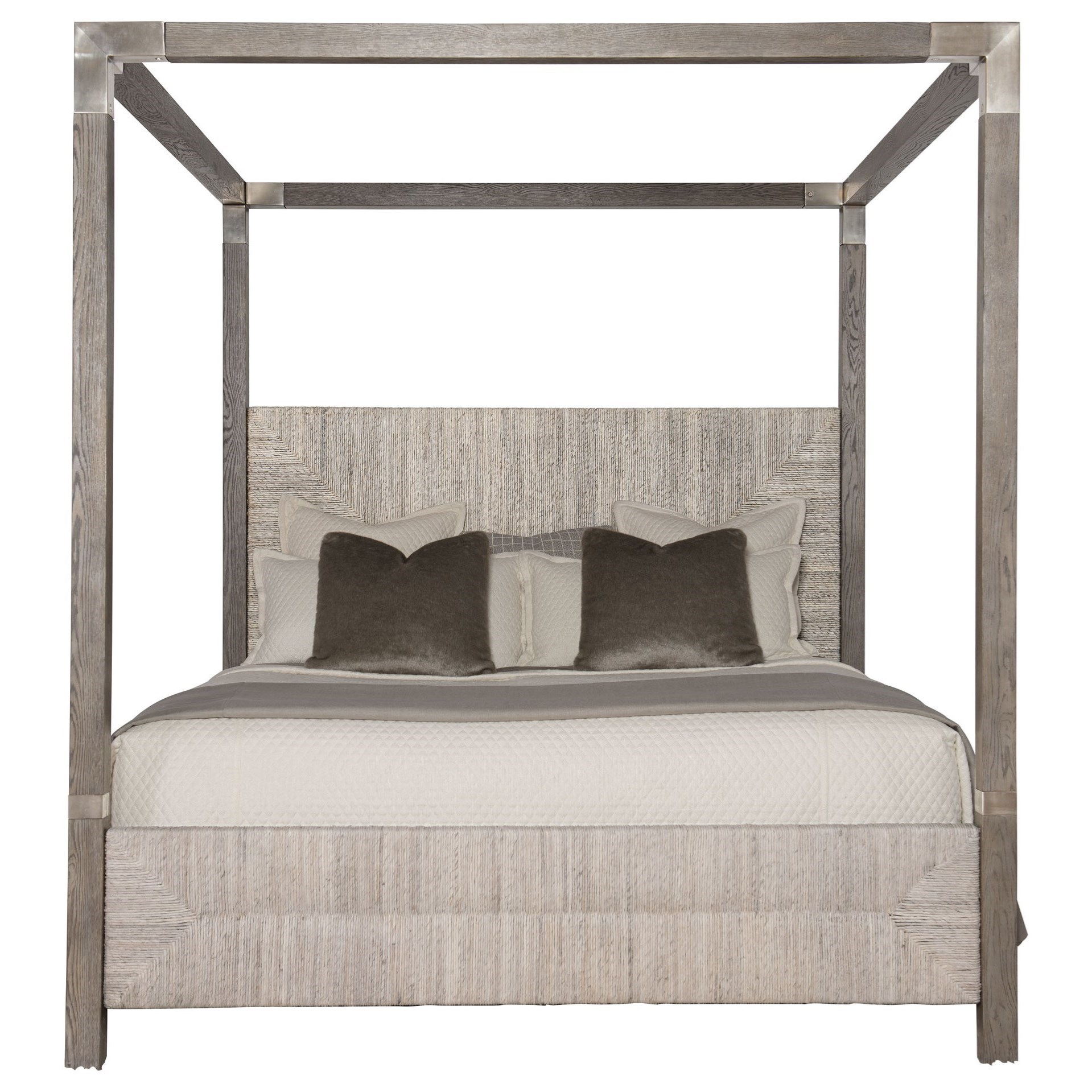 Palma King Bed by Bernhardt at C. S. Wo & Sons Hawaii