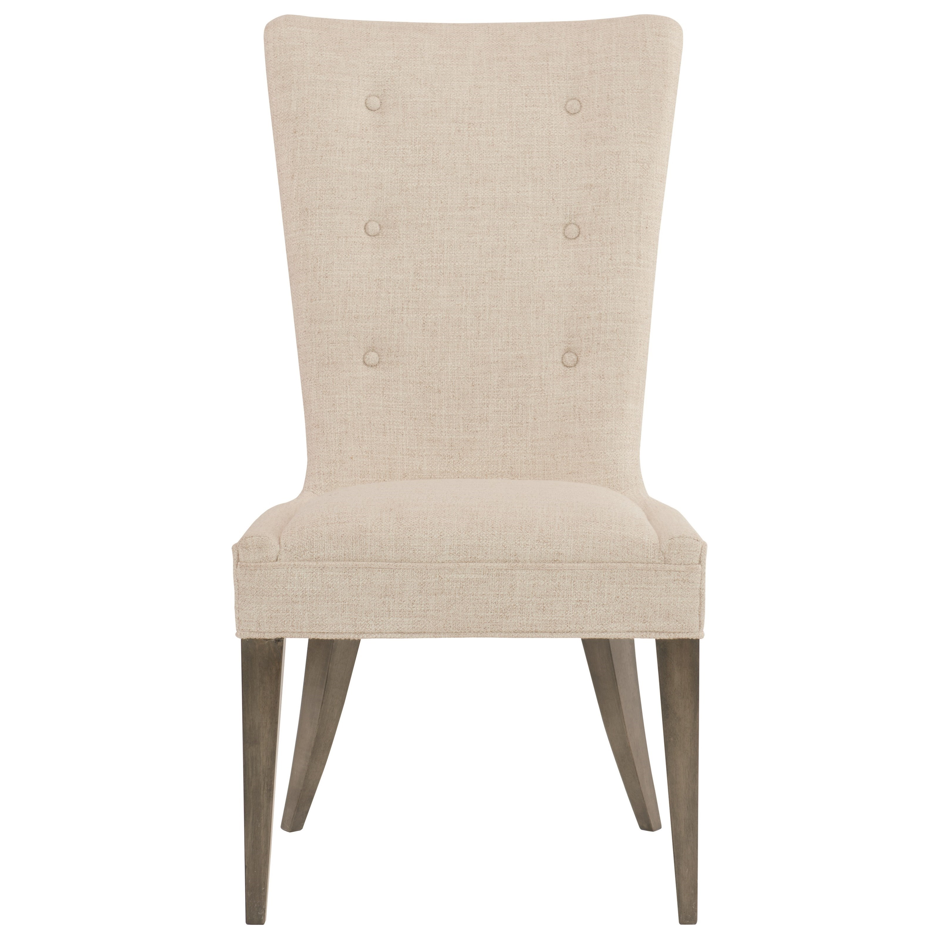 Profile Upholstered Side Chair by Bernhardt at Baer's Furniture