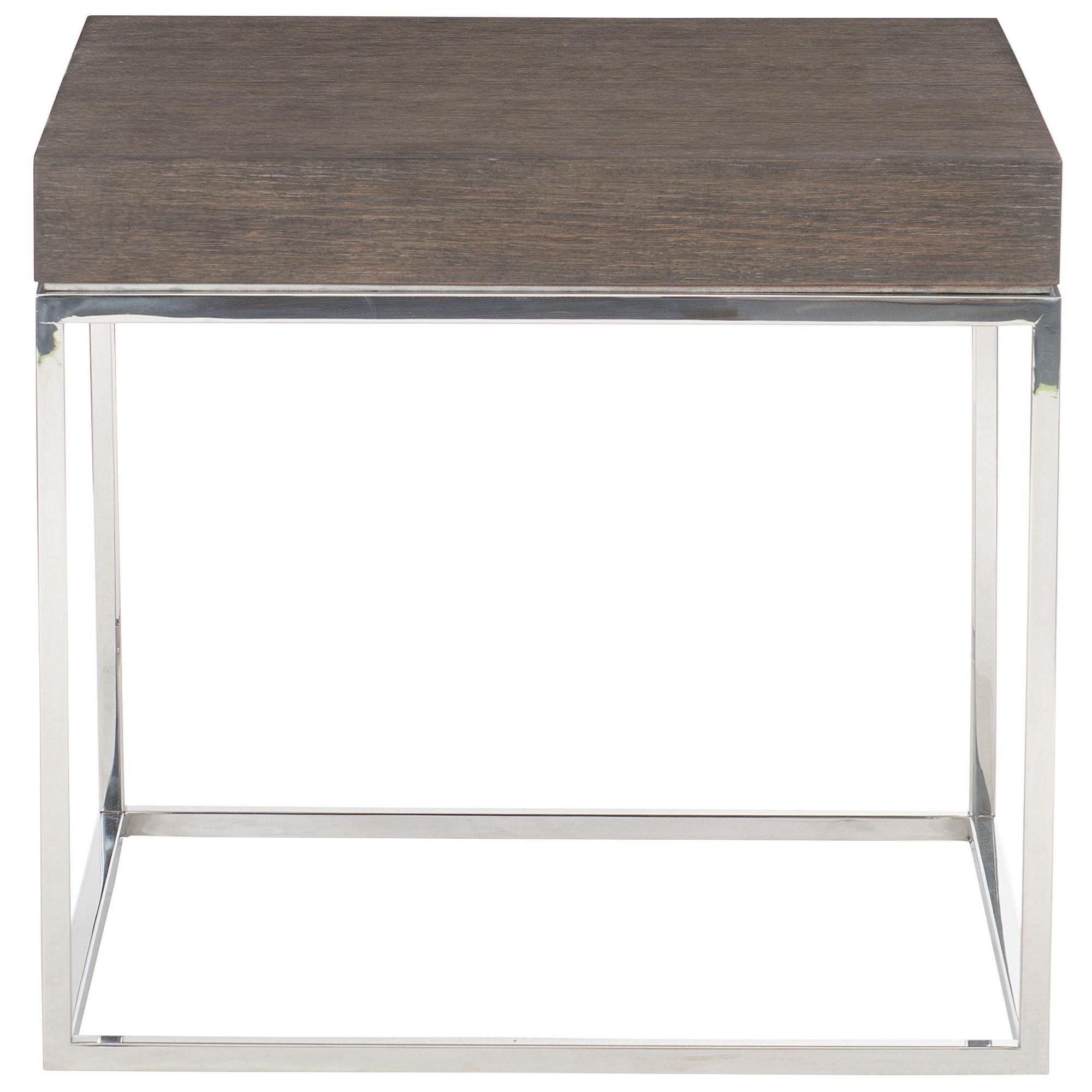 Riverside End Table by Bernhardt at Darvin Furniture