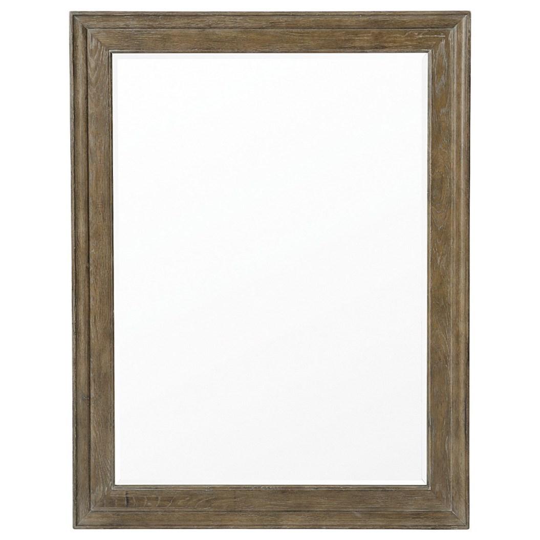 Rustic Patina Mirror by Bernhardt at Darvin Furniture