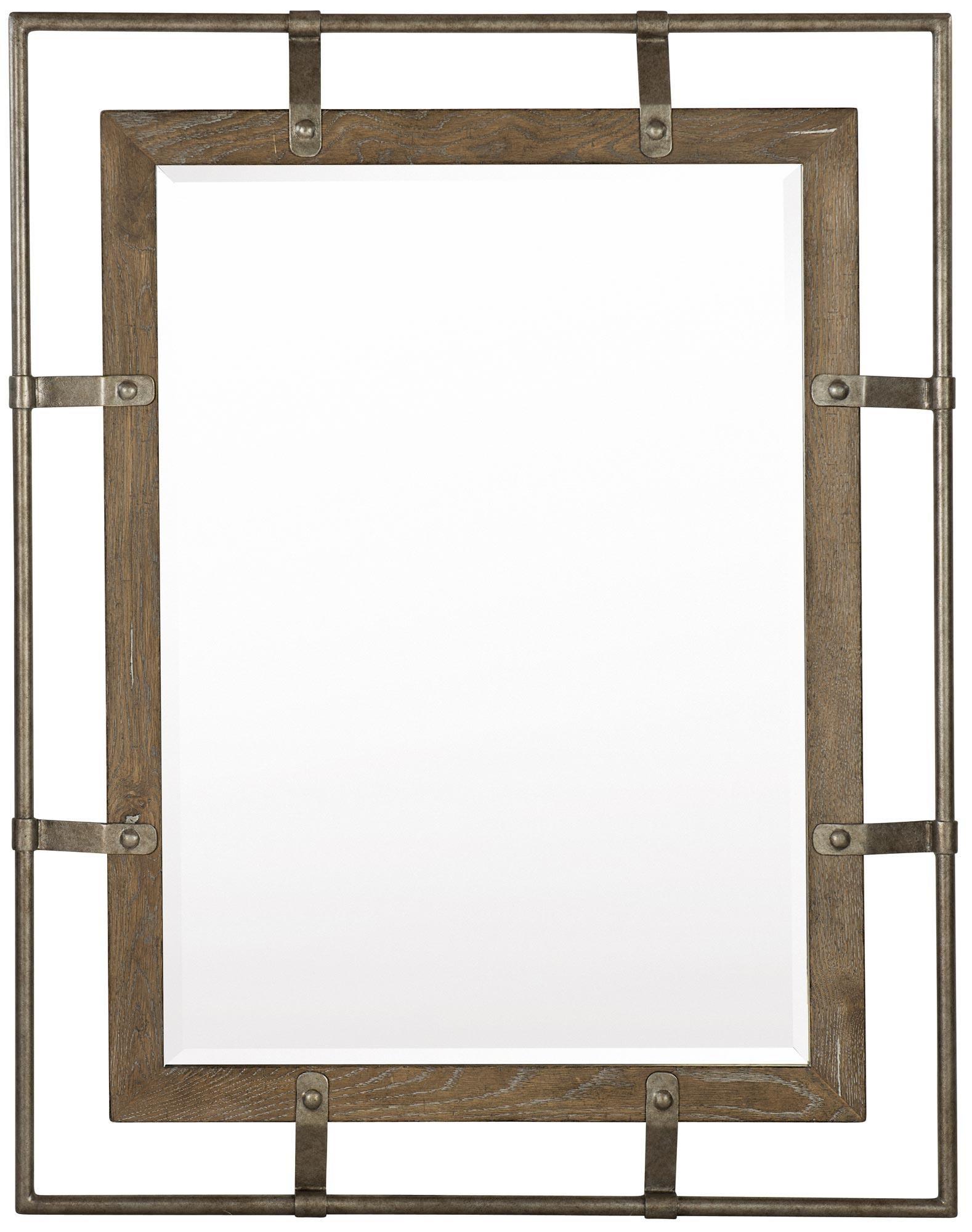 Rustic Patina Rustic Patina Mirror by Bernhardt at Morris Home