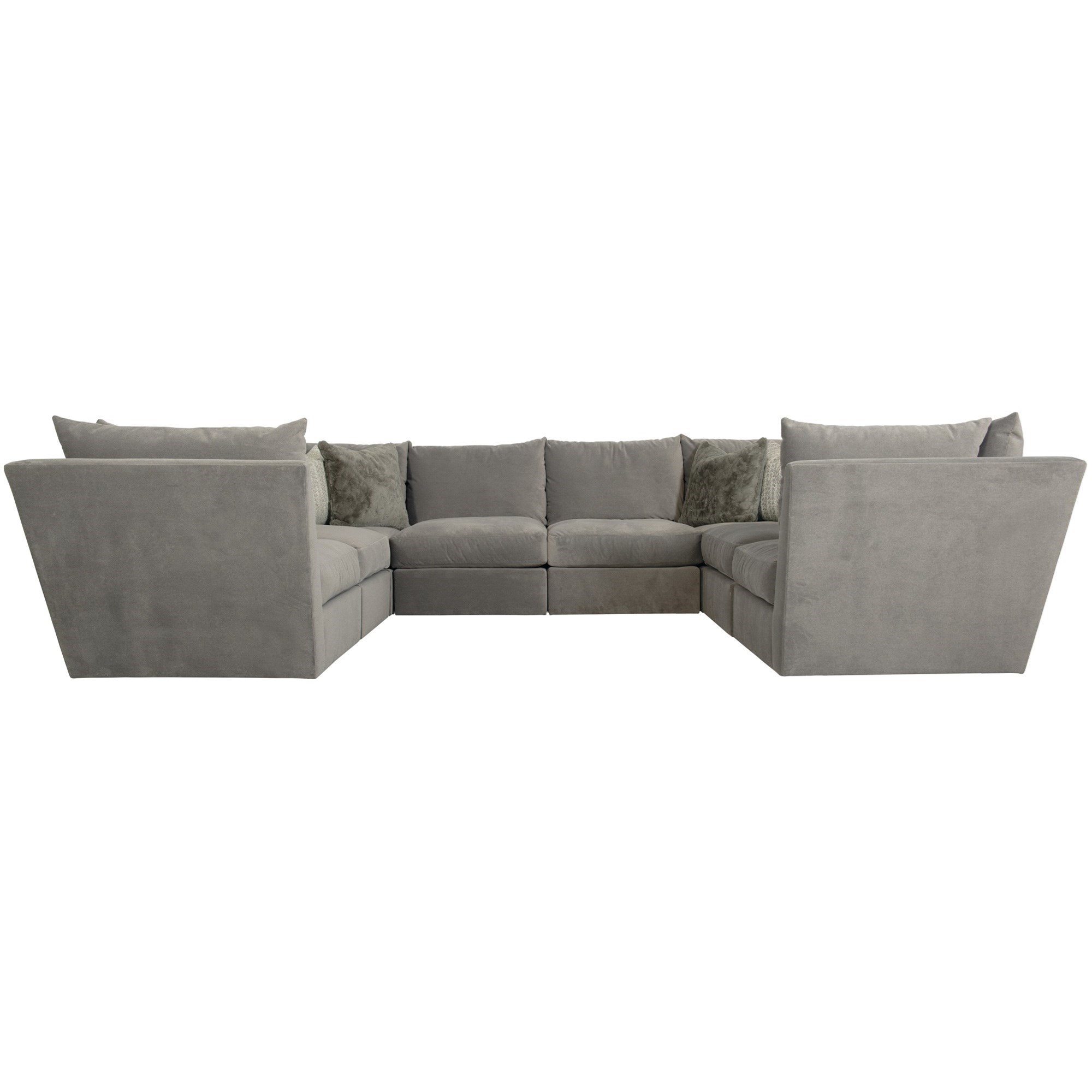 Sanctuary 8-Piece Sectional by Bernhardt at Baer's Furniture