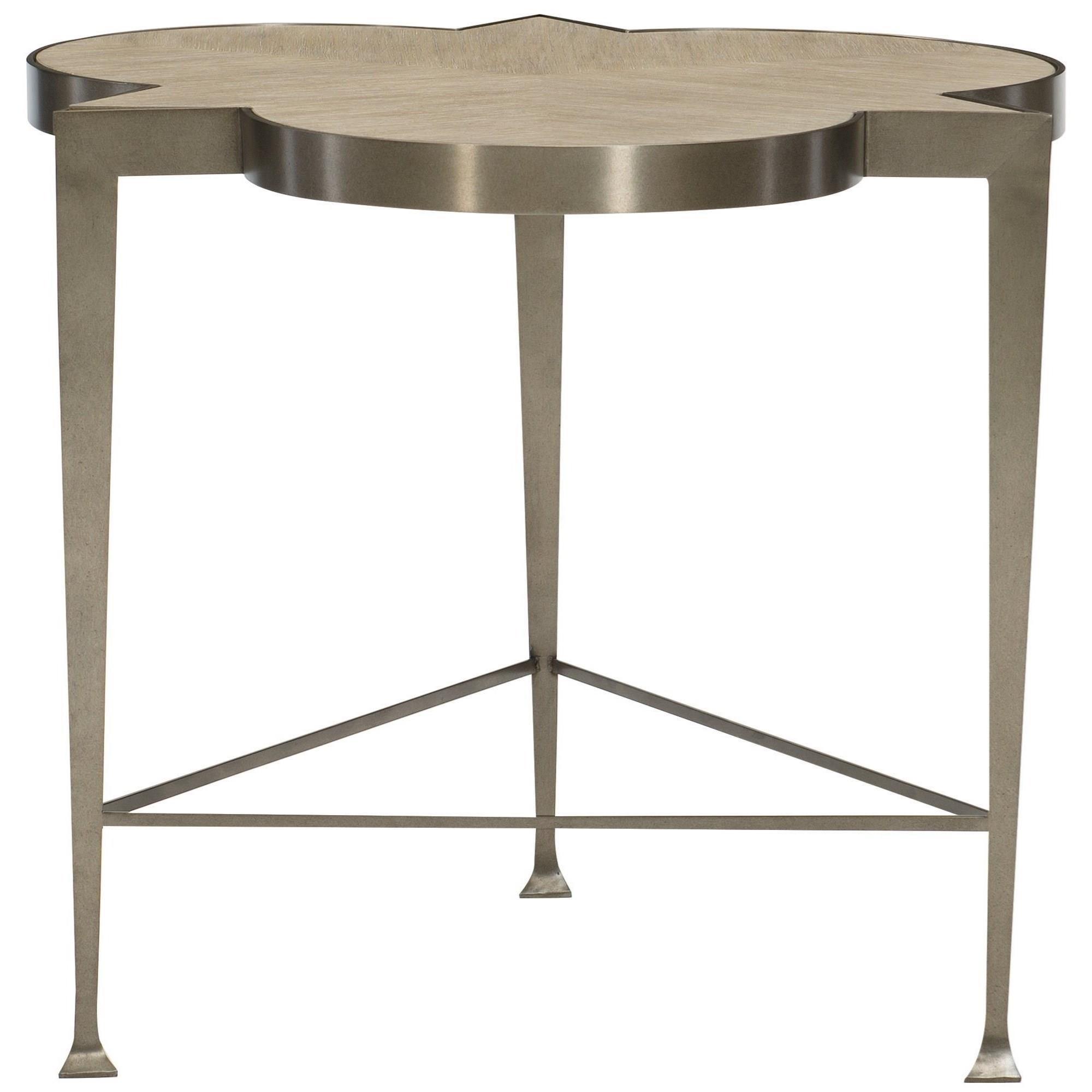 Santa Barbara Chairside Table by Bernhardt at Baer's Furniture