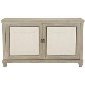 Transitional Sideboard with a Silverware Drawer