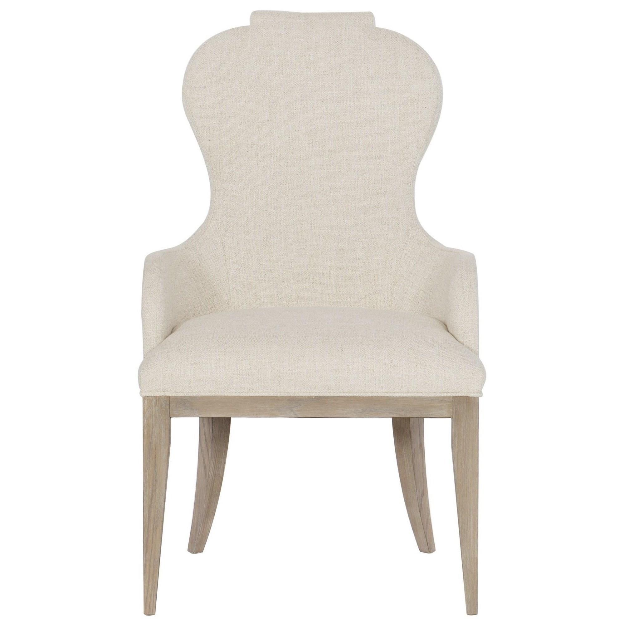 Santa Barbara Upholstered Arm Chair by Bernhardt at Baer's Furniture