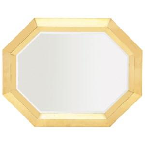 Glam Metal Mirror