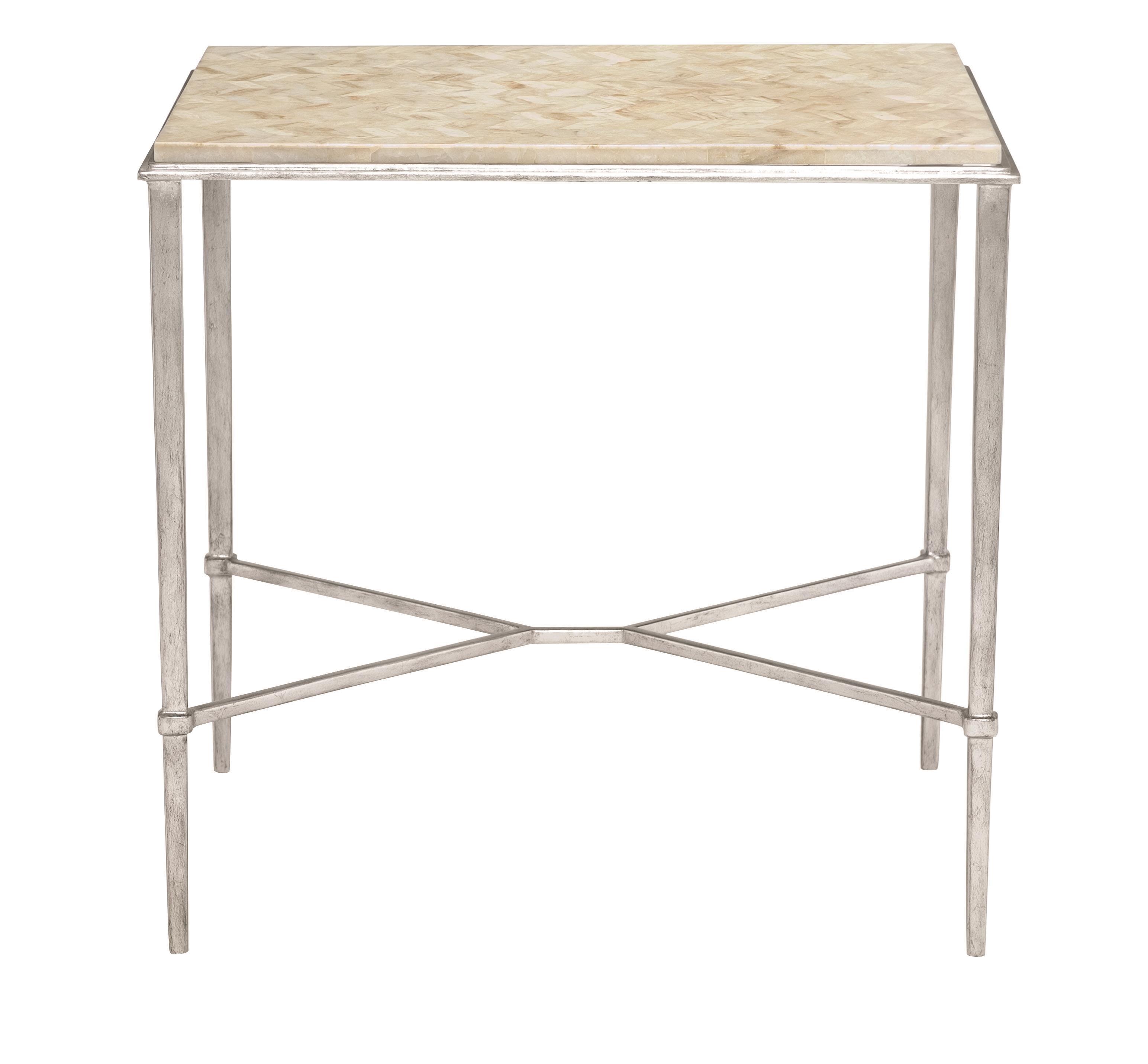 Solange Solange Side Table by Bernhardt at Morris Home