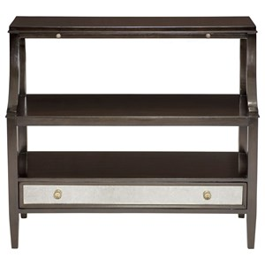 Chest with Drawer and Shelf