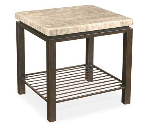 Tempo End Table by Bernhardt at Baer's Furniture