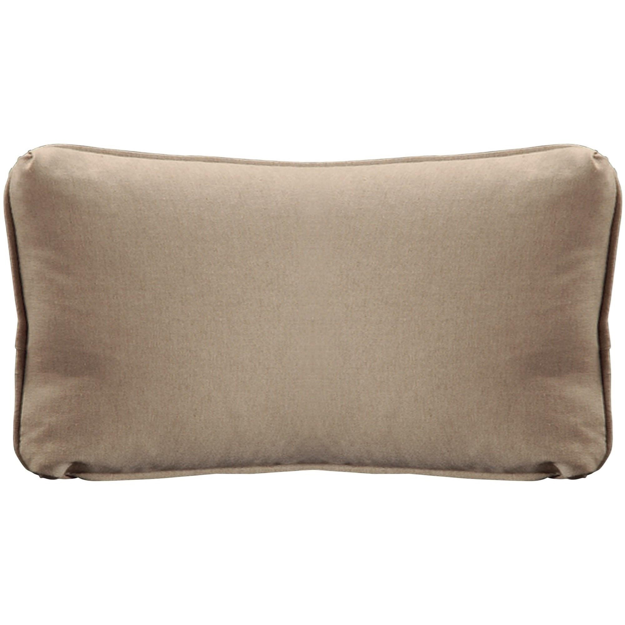 """Throw Pillows Knife Edge Kidney w/welt (12"""" x 22"""") by Bernhardt at Fisher Home Furnishings"""