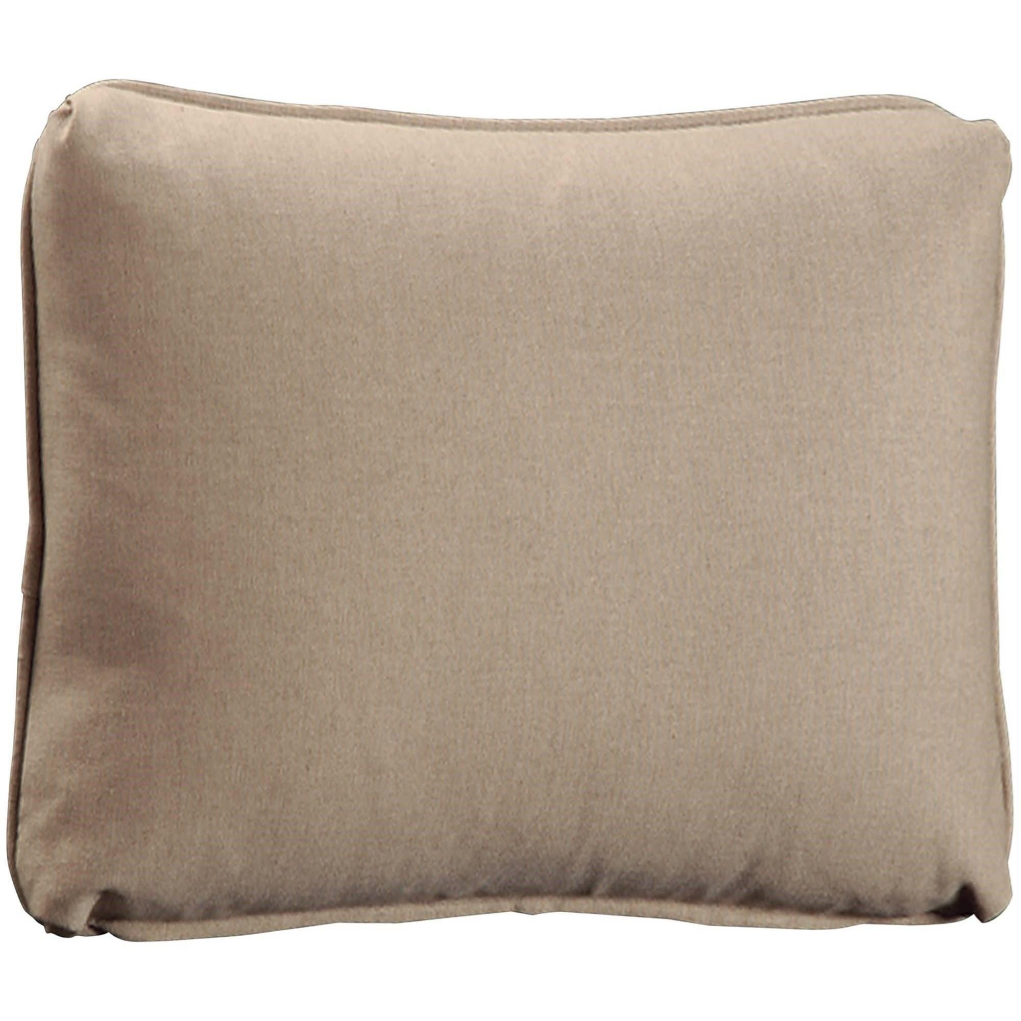 "Throw Pillows Knife Edge Kidney w/welt (16"" x 20"") at Williams & Kay"