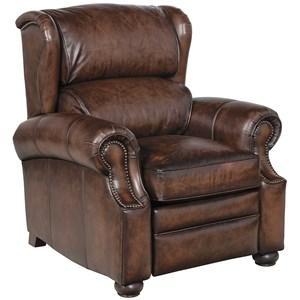 Warner Leather Recliner