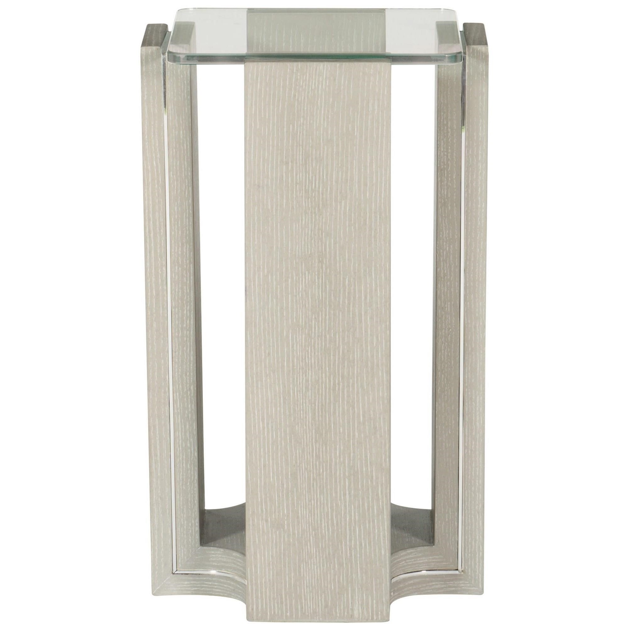 Vesper Drink Table by Bernhardt at Fisher Home Furnishings