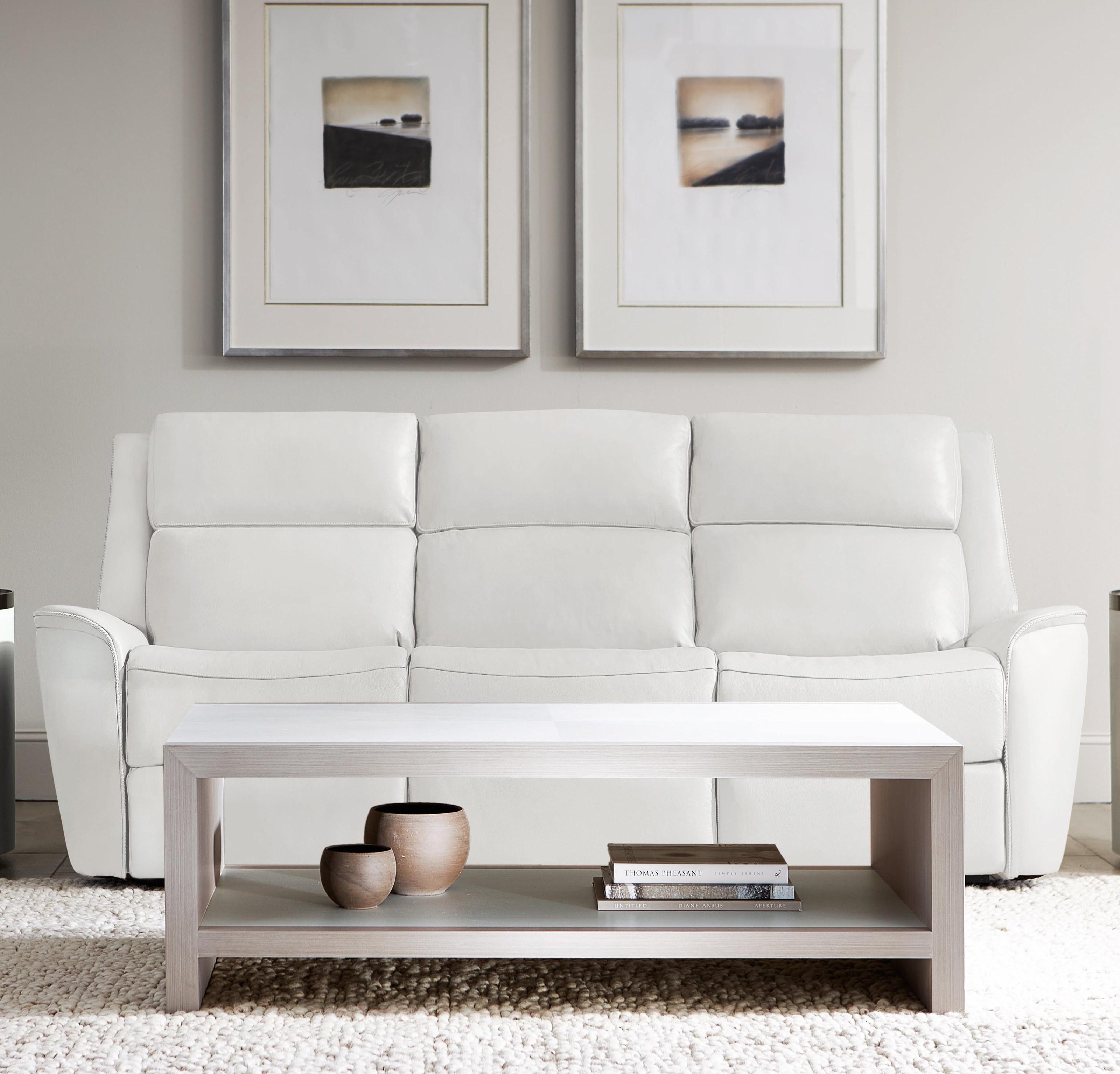 Wrigley Power Reclining Sofa by Bernhardt at Baer's Furniture