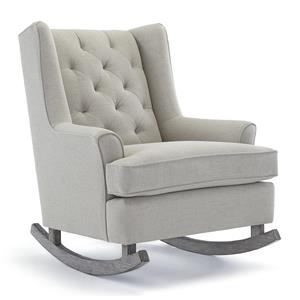 Best Chairs Storytime Series Storytime Swivel Chairs and Ottomans Paisley Rocking Chair