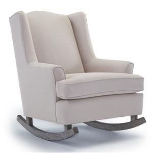 Best Chairs Storytime Series Storytime Swivel Chairs and Ottomans Willow Rocking Chair