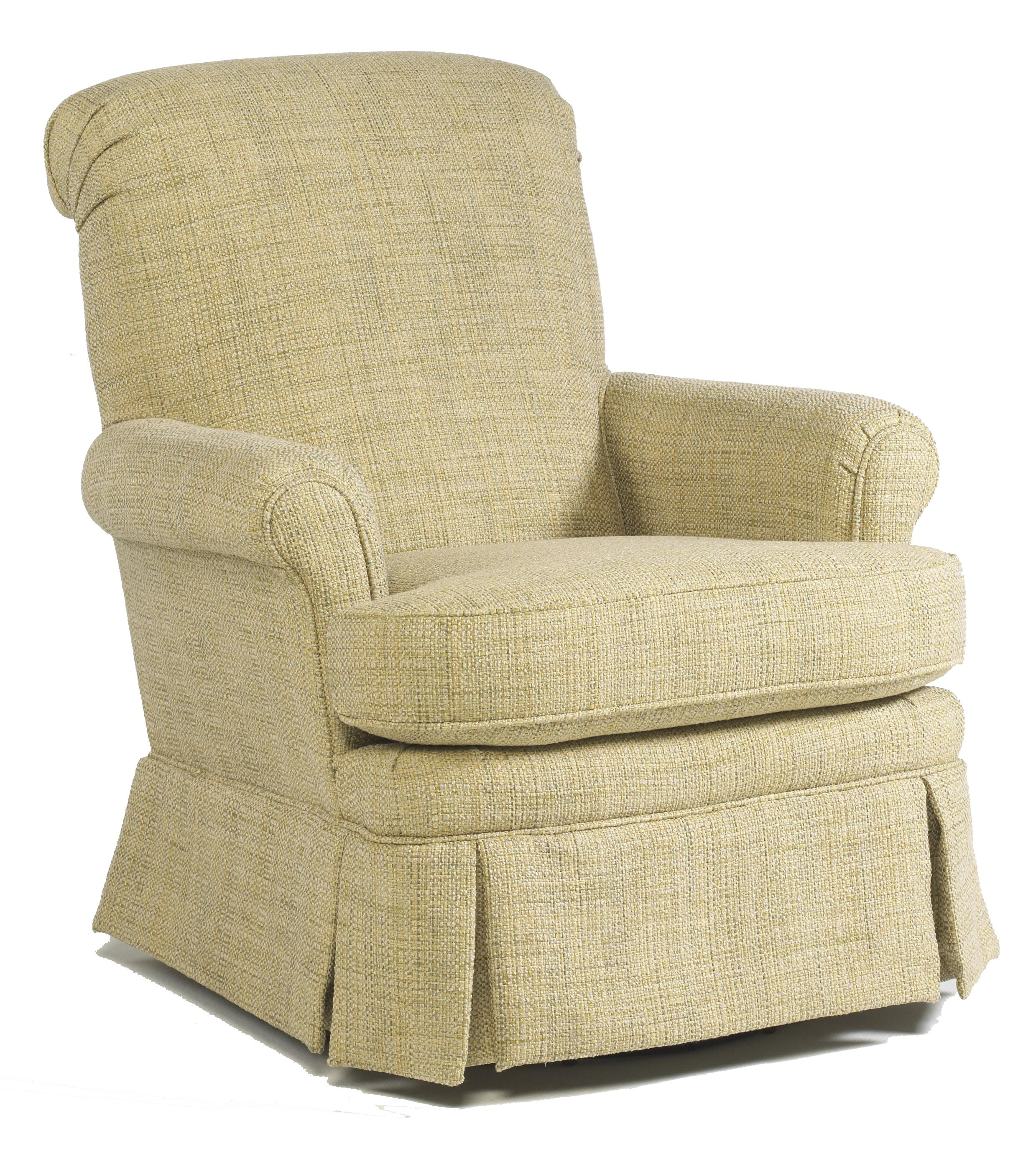 Storytime Swivel Chairs and Ottomans Nava Chair by Best Chairs Storytime Series at Best Home Furnishings