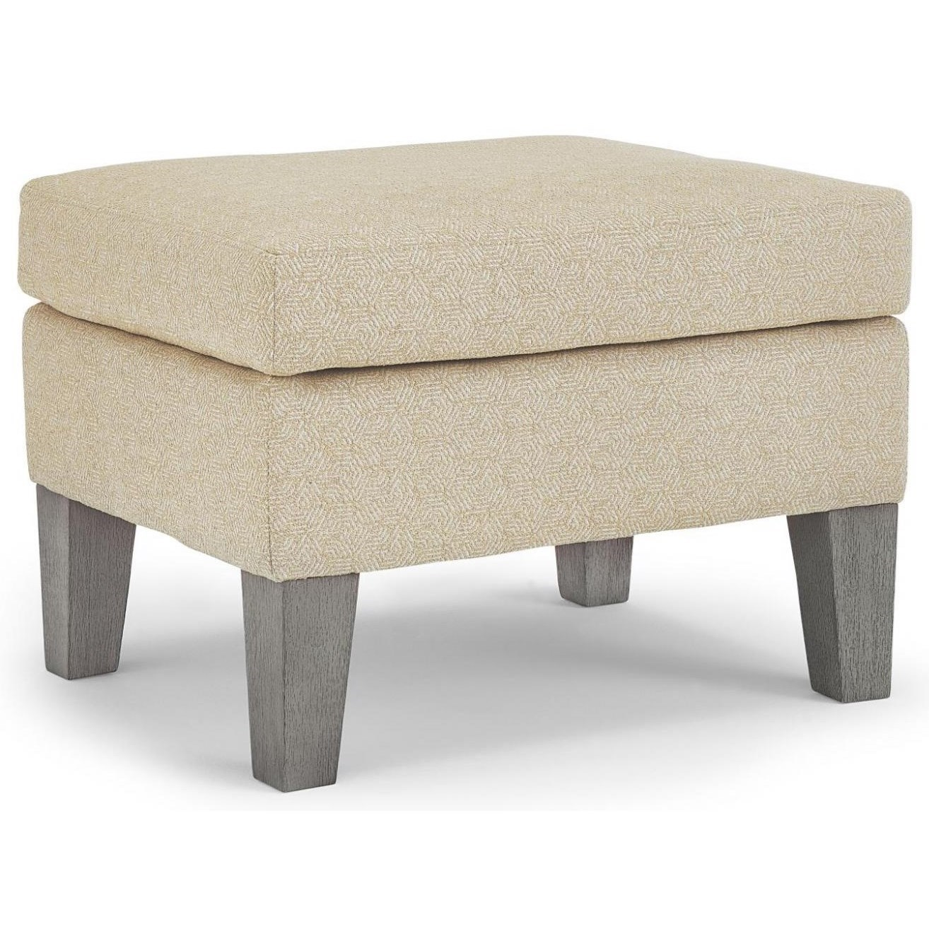 0008 Ottoman by Best Home Furnishings at Zak's Home