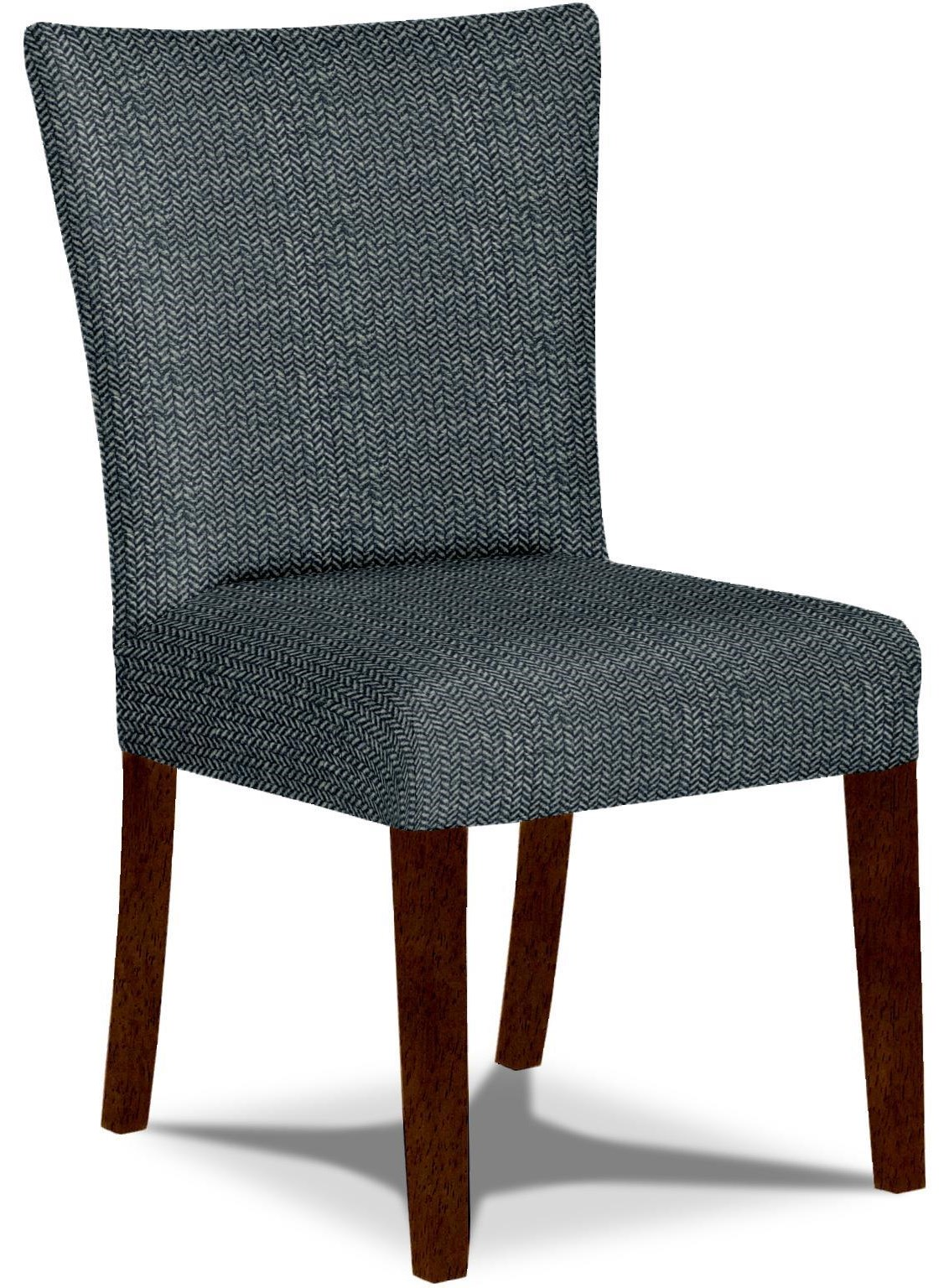 Jazla Pair of Dining Side Chairs by Best Home Furnishings at Crowley Furniture & Mattress