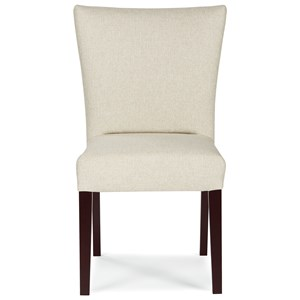 Contemporary Upholstered Dining Chair