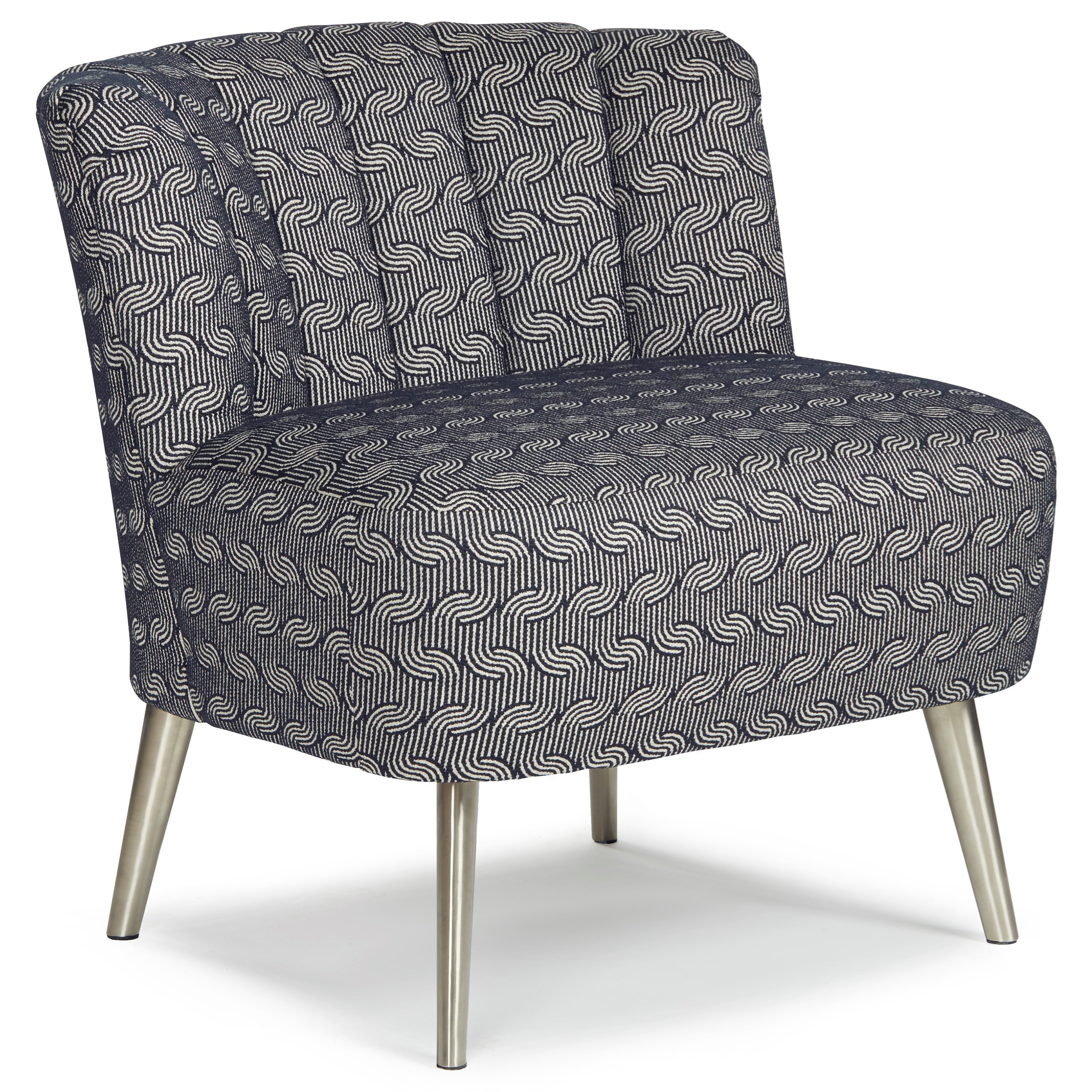 Best Xpress - Ameretta Accent Chair by Best Home Furnishings at Walker's Furniture